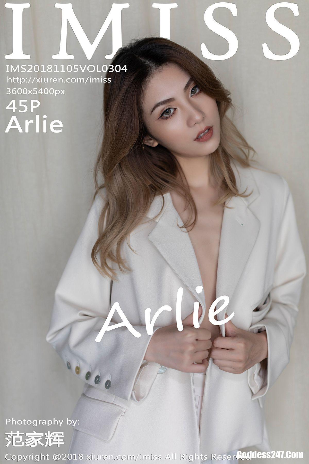 IMiss Vol.304 Arlie