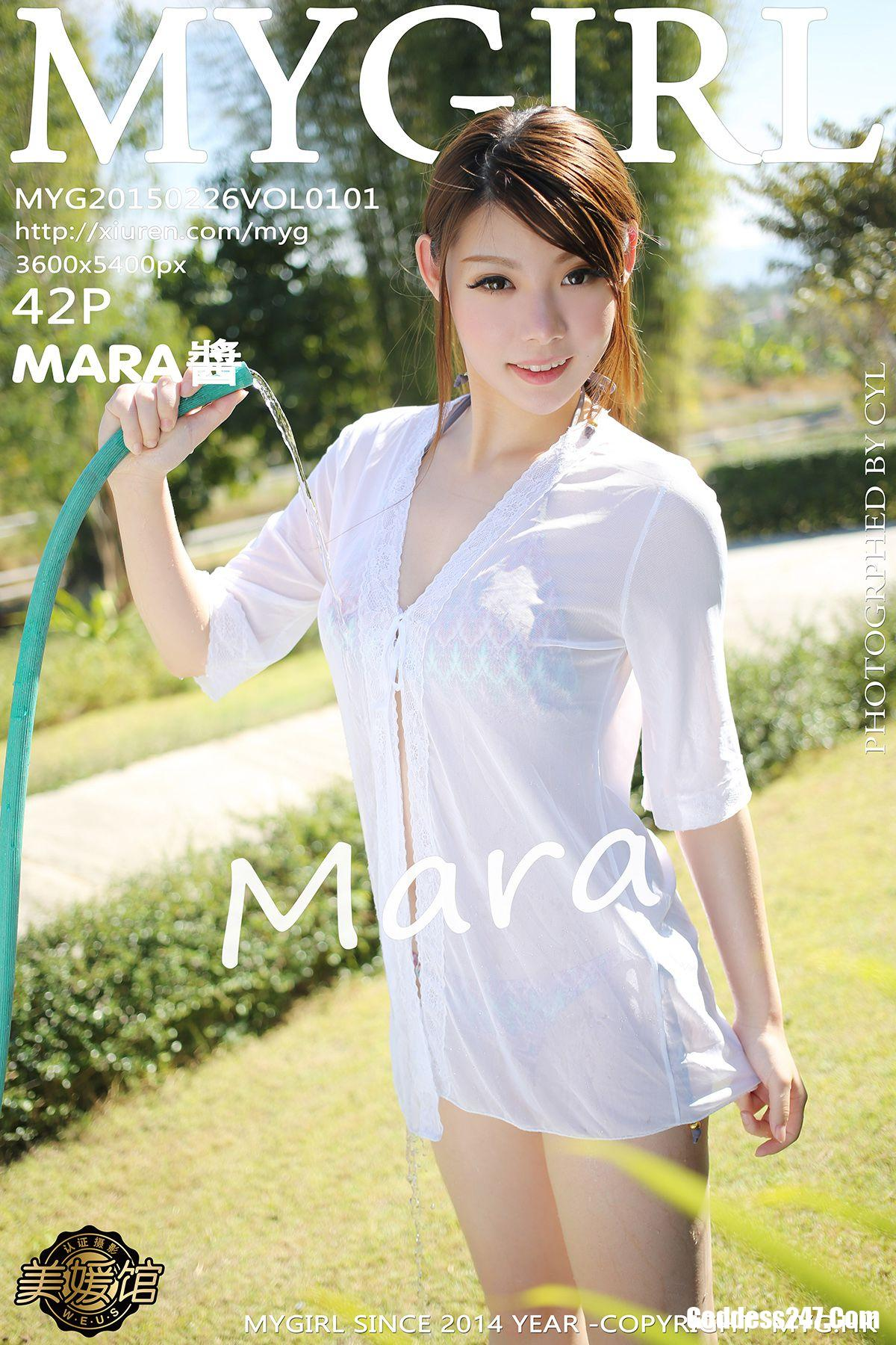 MyGirl Vol.101 MARA醬