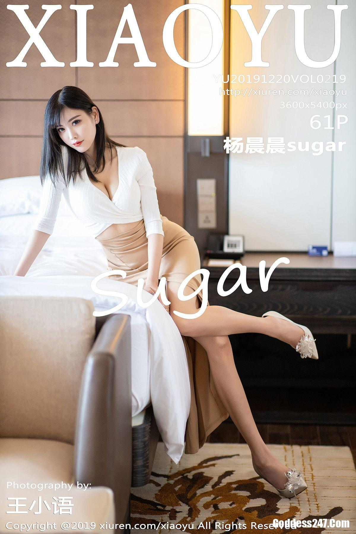 XiaoYu Vol.219 杨晨晨sugar