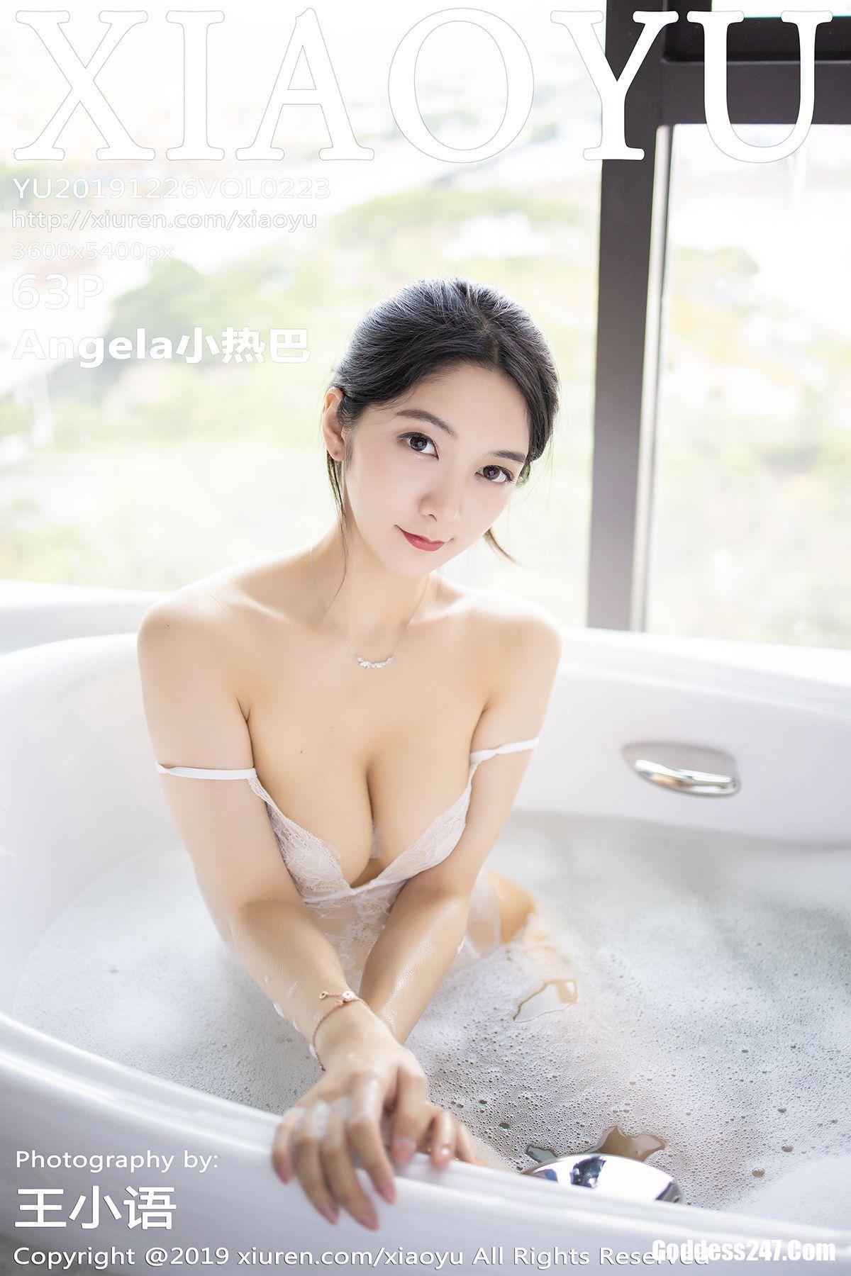 XiaoYu Vol.223 Angela小热巴