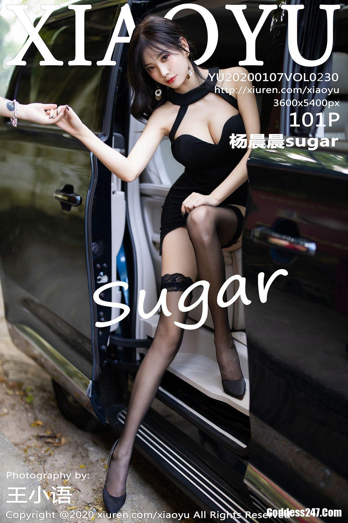 XiaoYu Vol.230 杨晨晨sugar