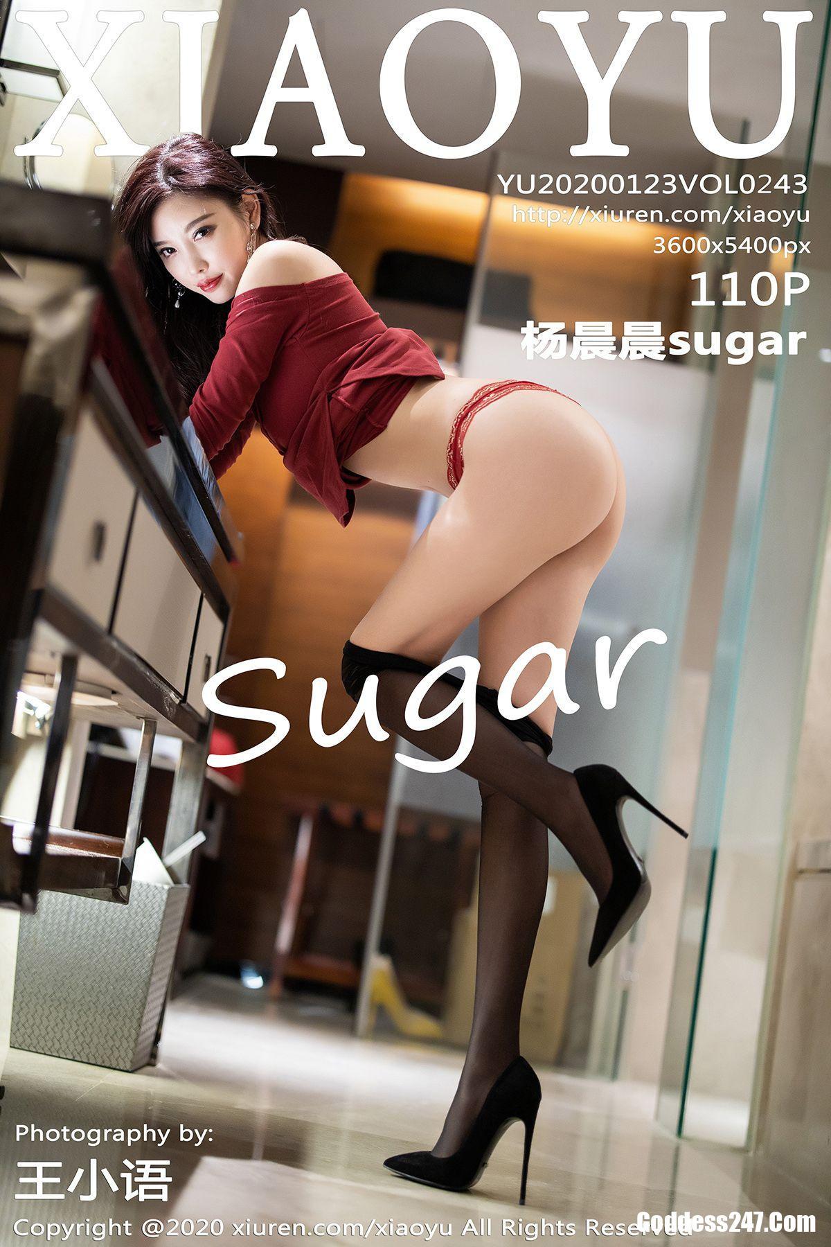 XiaoYu Vol.243 杨晨晨sugar