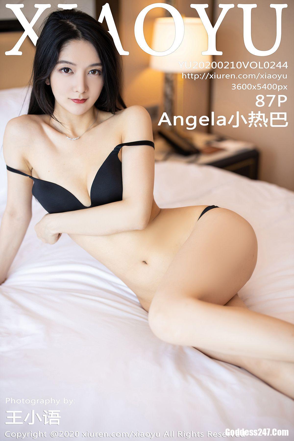 XiaoYu Vol.244 Angela小热巴