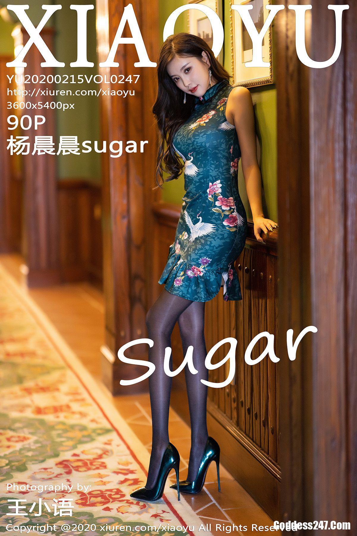 XiaoYu Vol.247 杨晨晨sugar