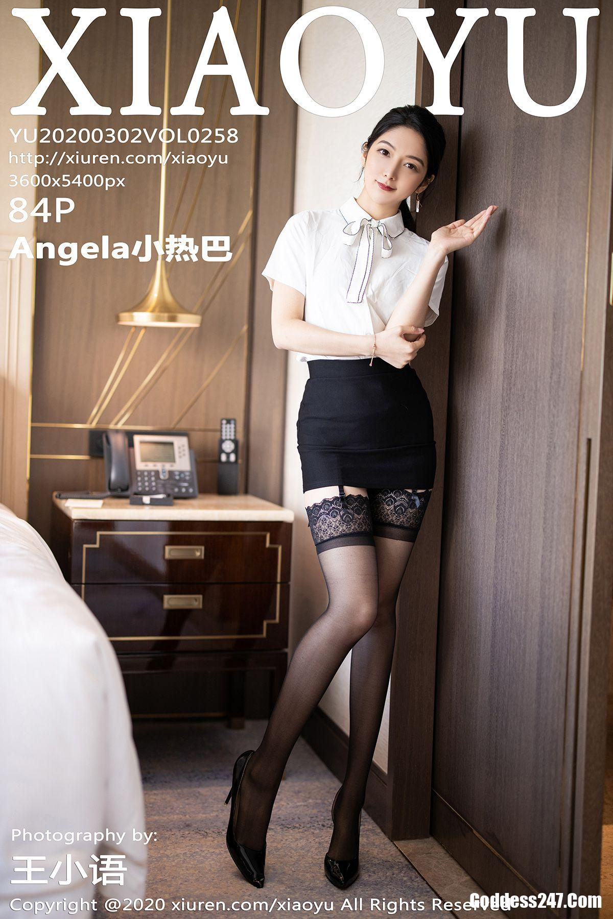 XiaoYu Vol.258 Angela小热巴