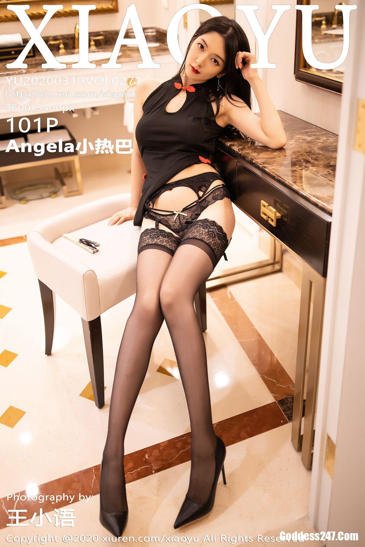 XiaoYu Vol.271 Angela小热巴