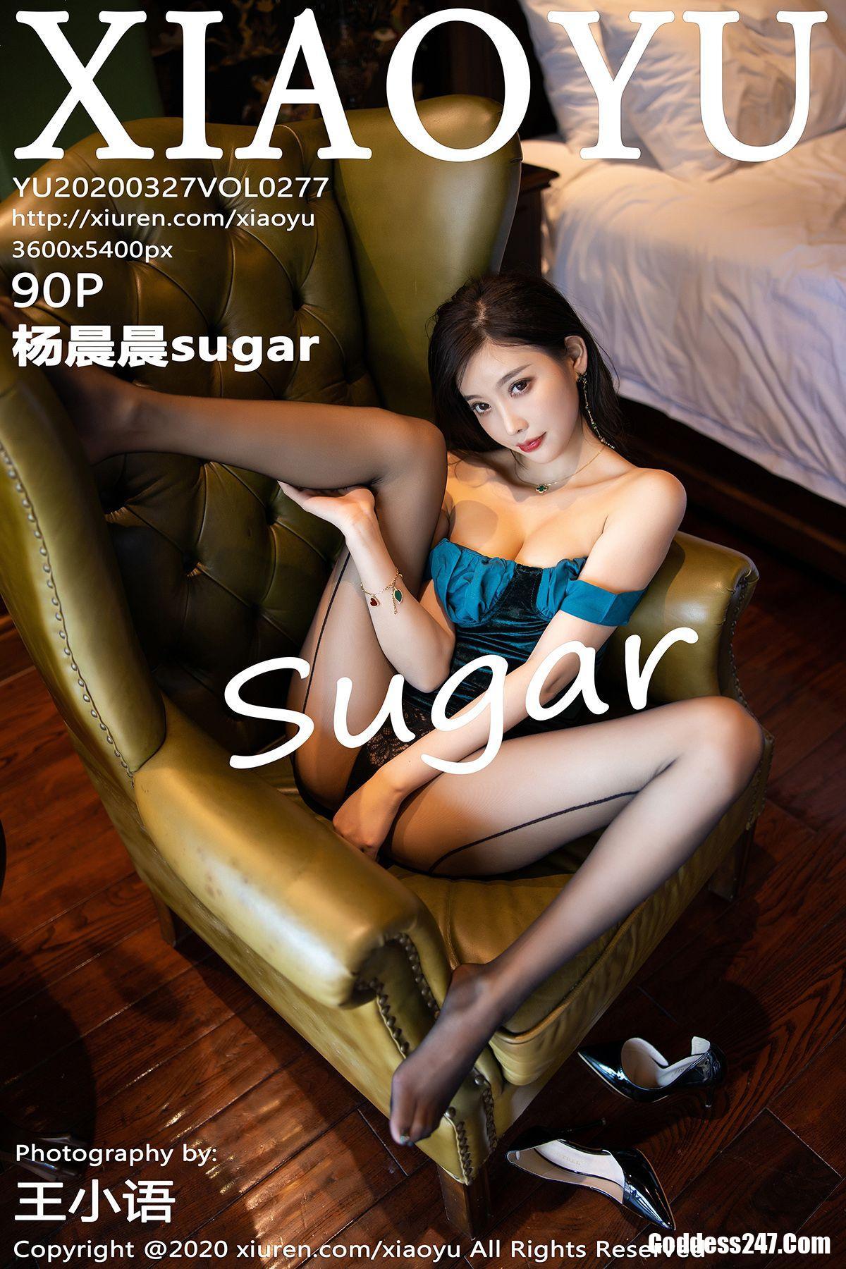 XiaoYu Vol.277 杨晨晨sugar