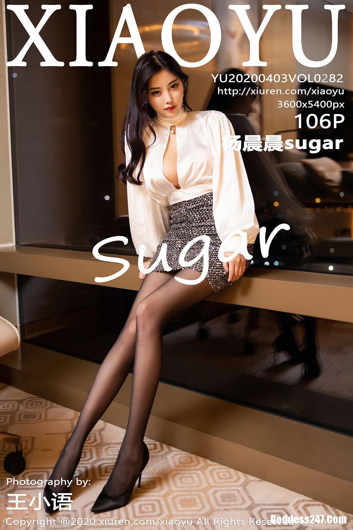 XiaoYu Vol.282 杨晨晨sugar