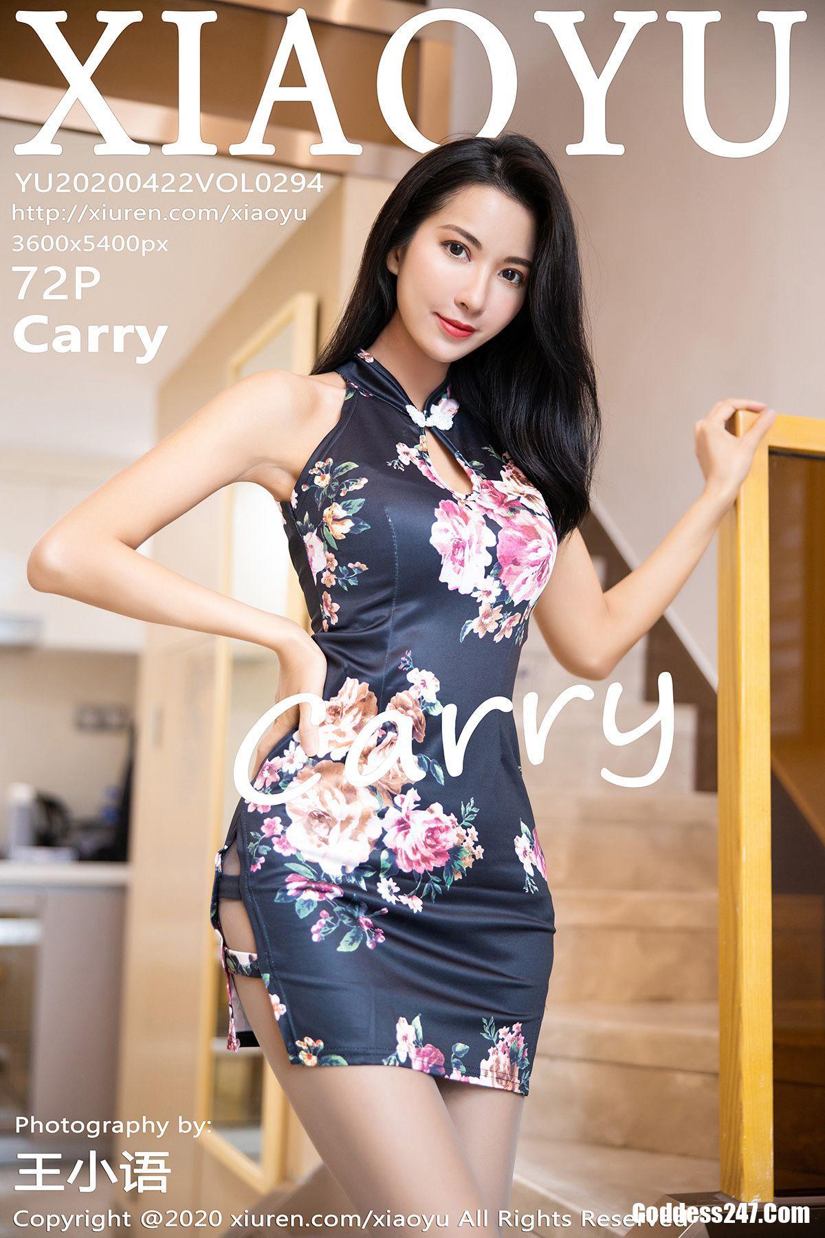 XiaoYu Vol.294 Carry