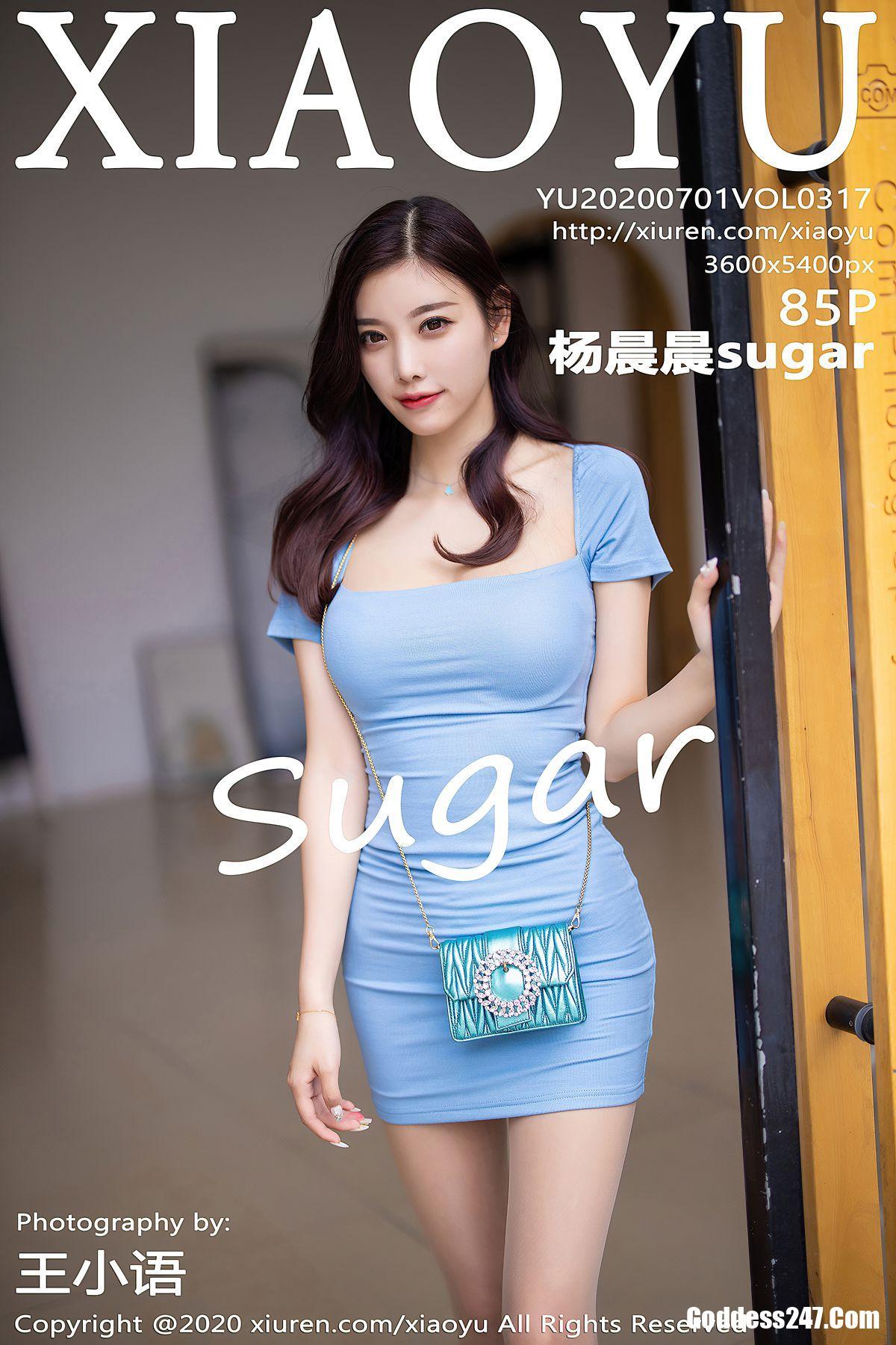 XiaoYu Vol.317 杨晨晨sugar