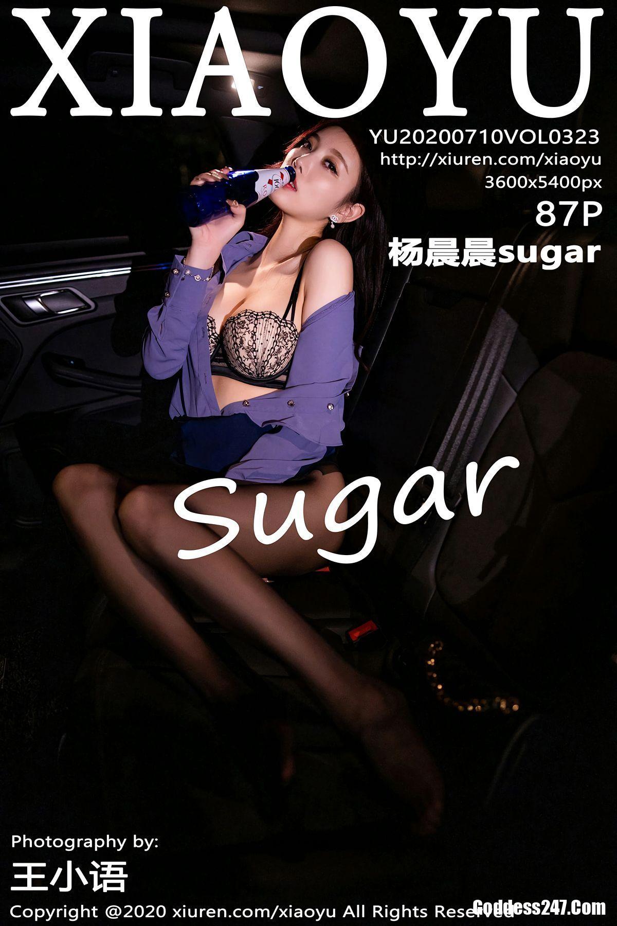 XiaoYu Vol.323 杨晨晨sugar