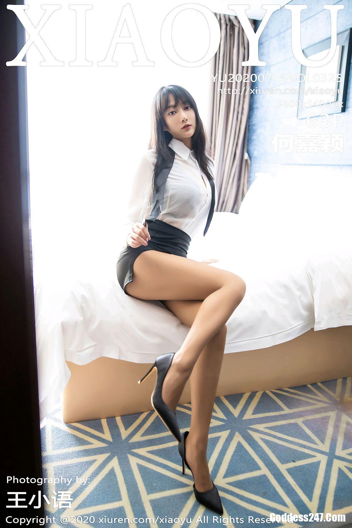 XiaoYu Vol.325 何嘉颖