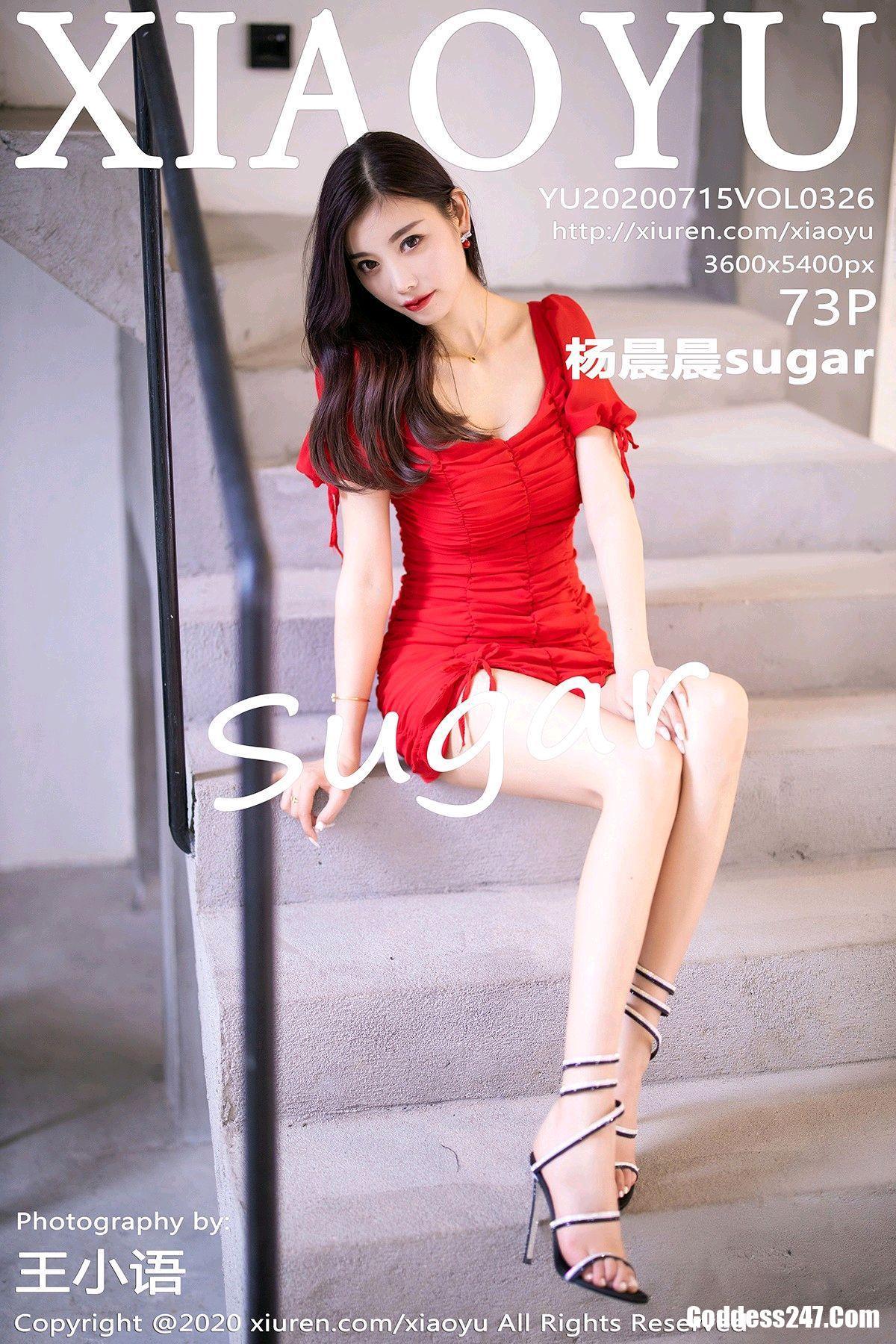 XiaoYu Vol.326 杨晨晨sugar