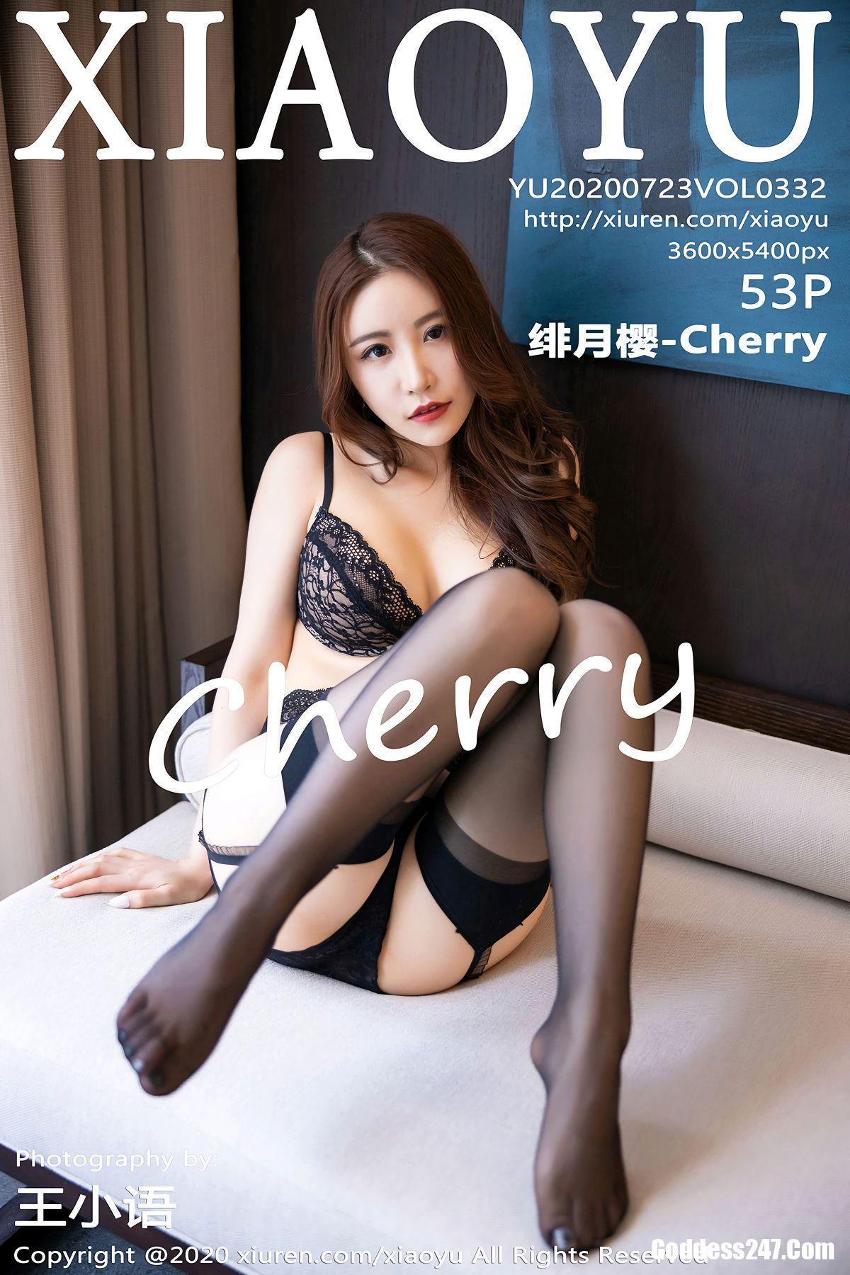 XiaoYu Vol.332 绯月樱-Cherry
