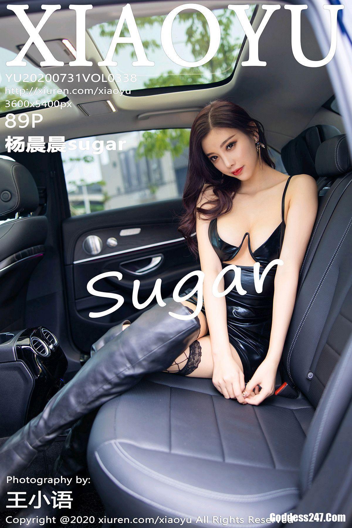 XiaoYu Vol.338 杨晨晨sugar