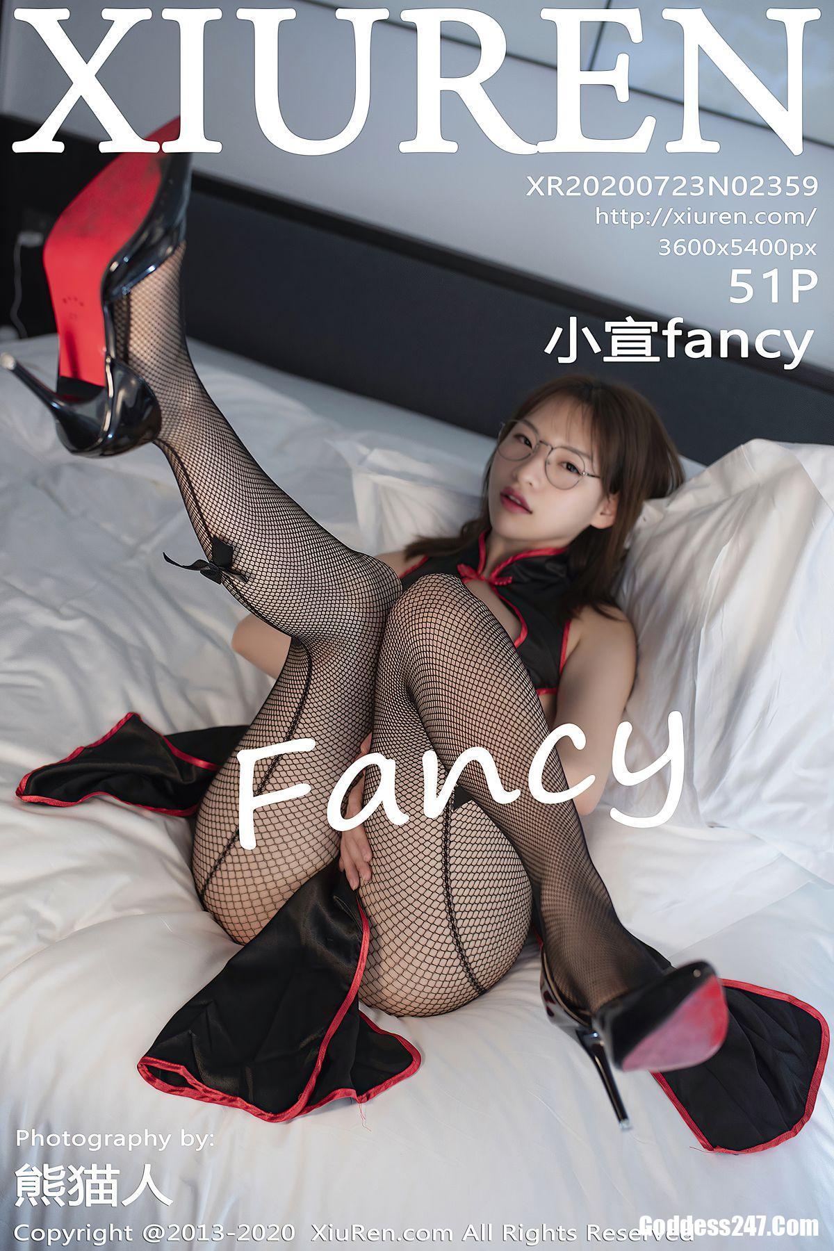 XiuRen秀人网 Vol.2359 小宣fancy