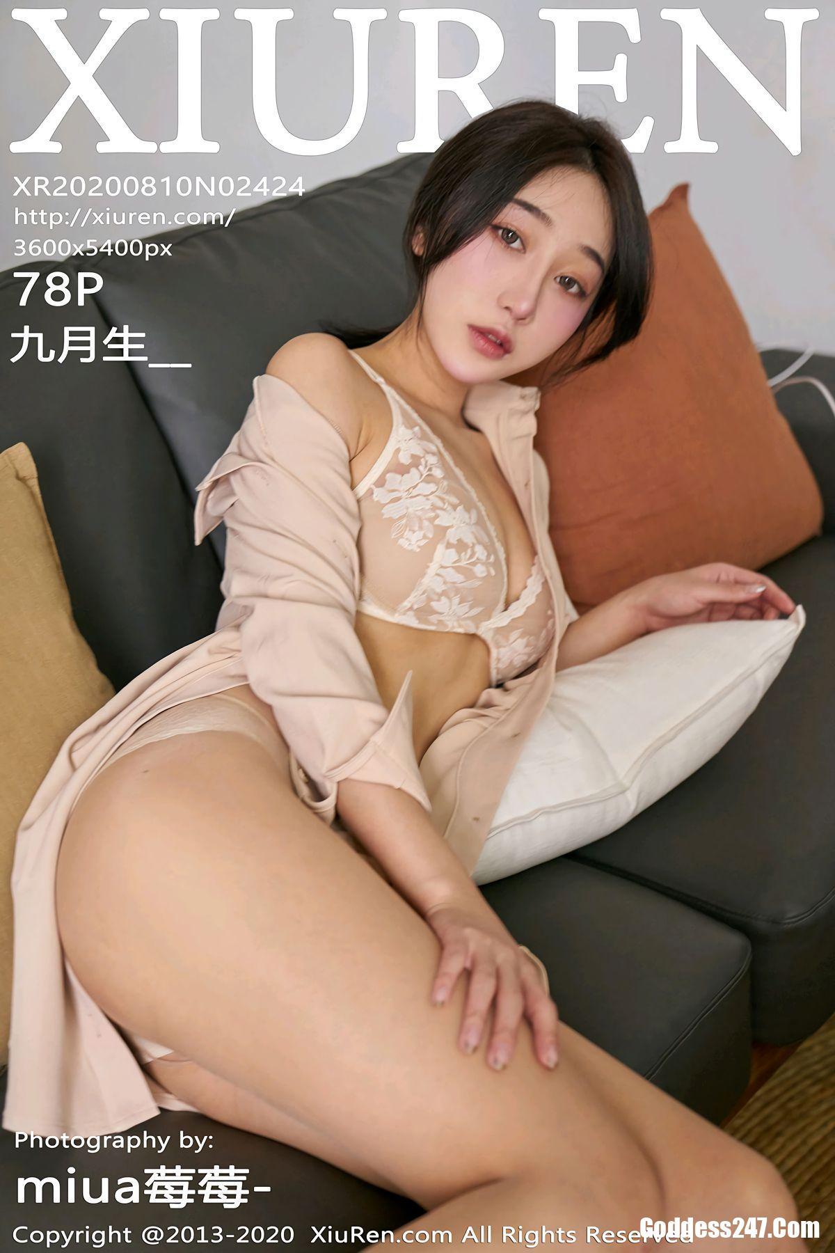 XiuRen秀人网 Vol.2424 九月生__