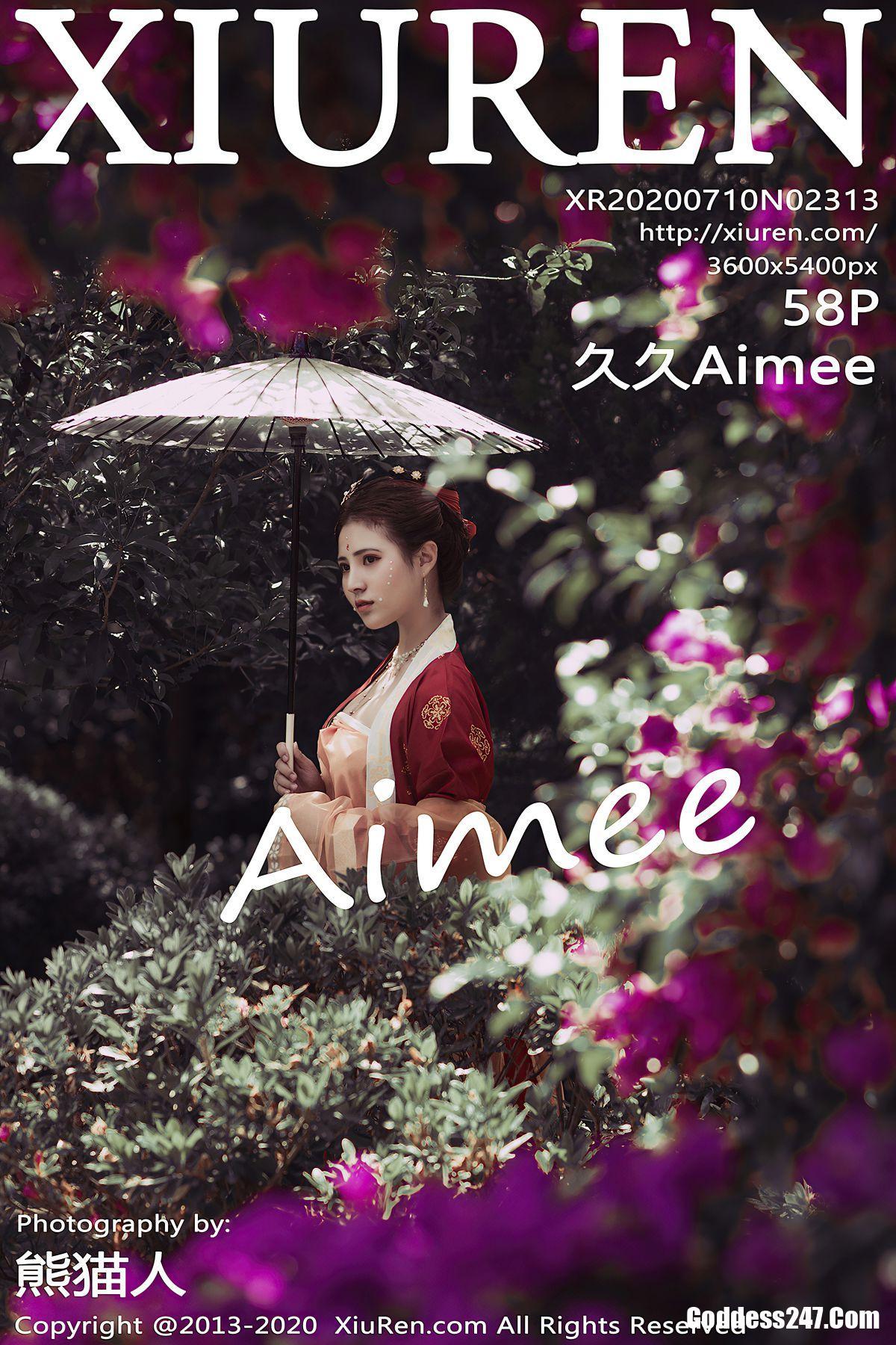 XiuRen No.2313 久久Aimee