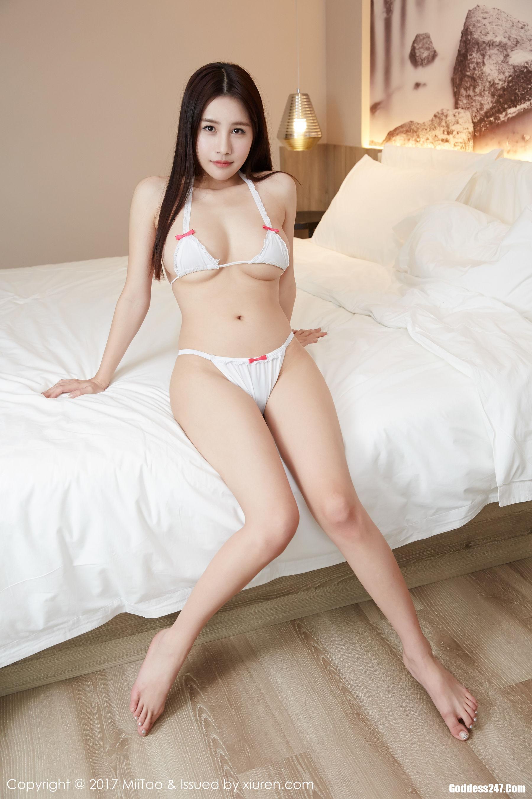 MiiTao Vol.045 琳琳ailin - Goddess247