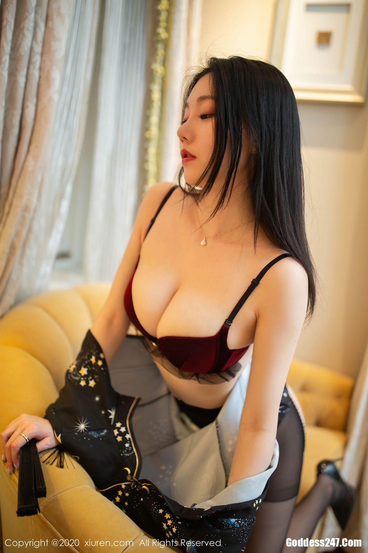 安然Maleah, XiuRen秀人网 Vol.2518 安然Maleah, XiuRen秀人网 Vol.2518