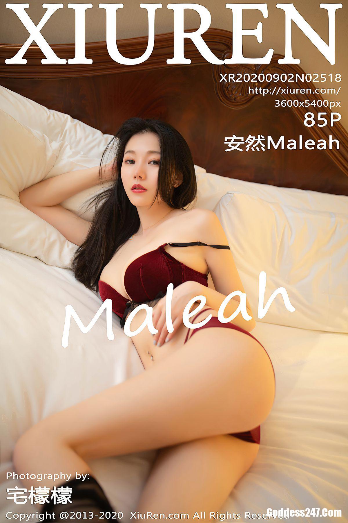XiuRen秀人网 Vol.2518 安然Maleah
