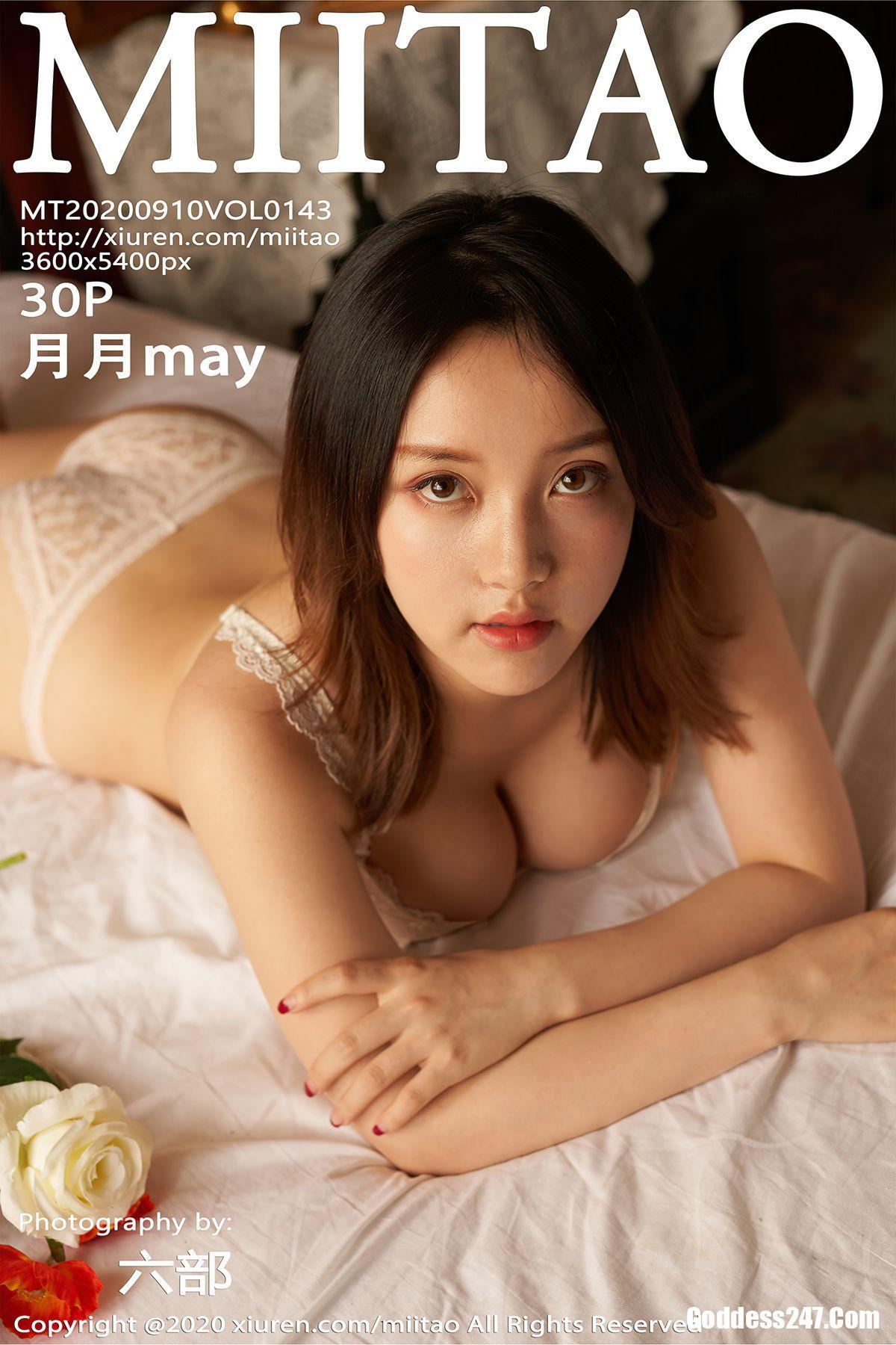 MiiTao Vol.143 月月may