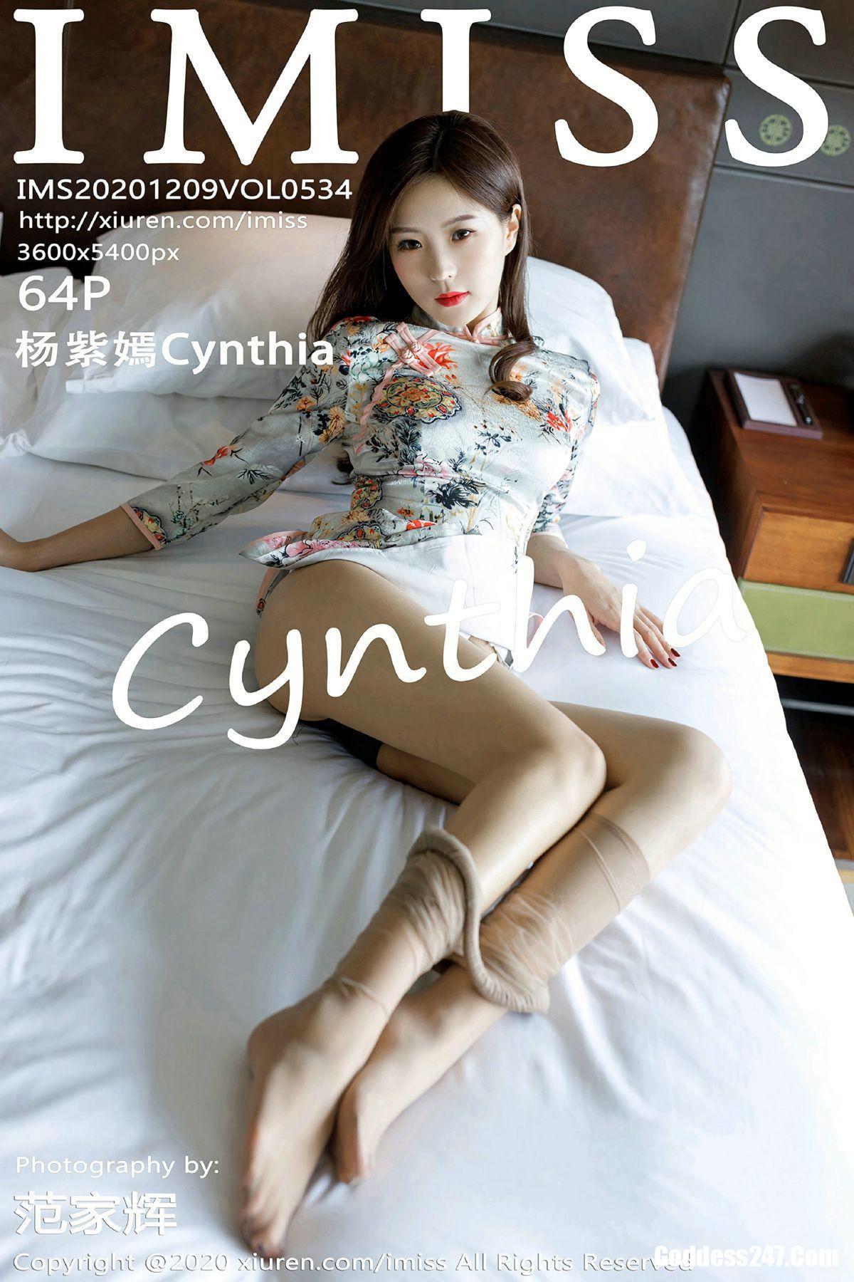 IMiss爱蜜社 Vol.534 杨紫嫣Cynthia