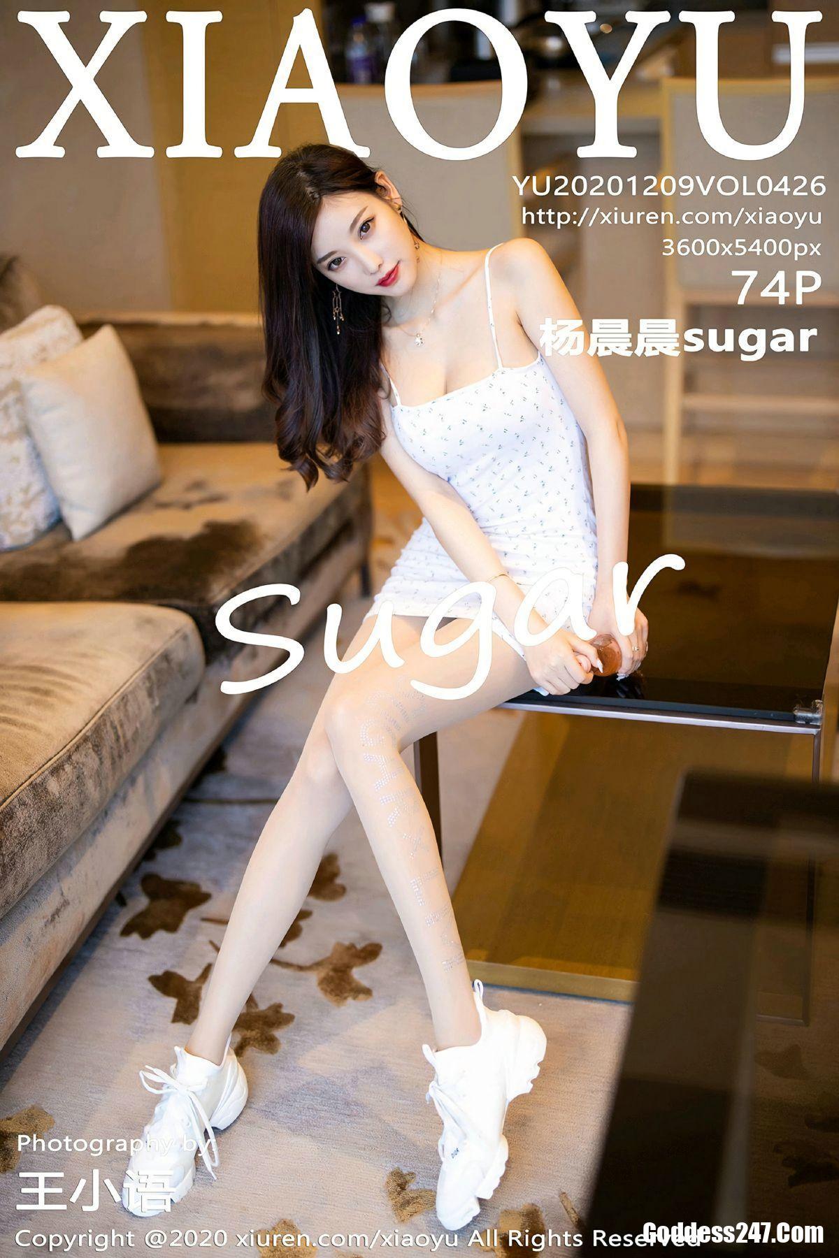 XiaoYu语画界 Vol.426 杨晨晨sugar