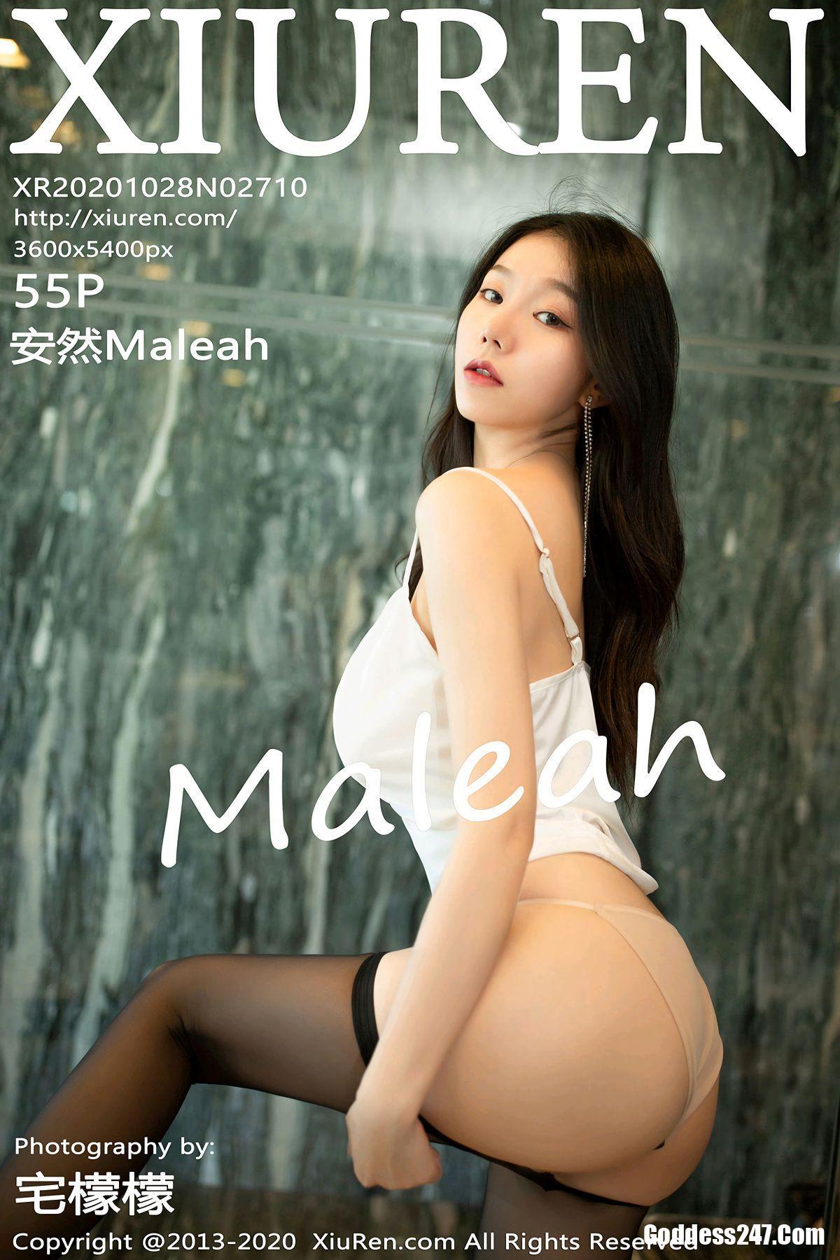 XiuRen秀人网 No.2710 安然Maleah