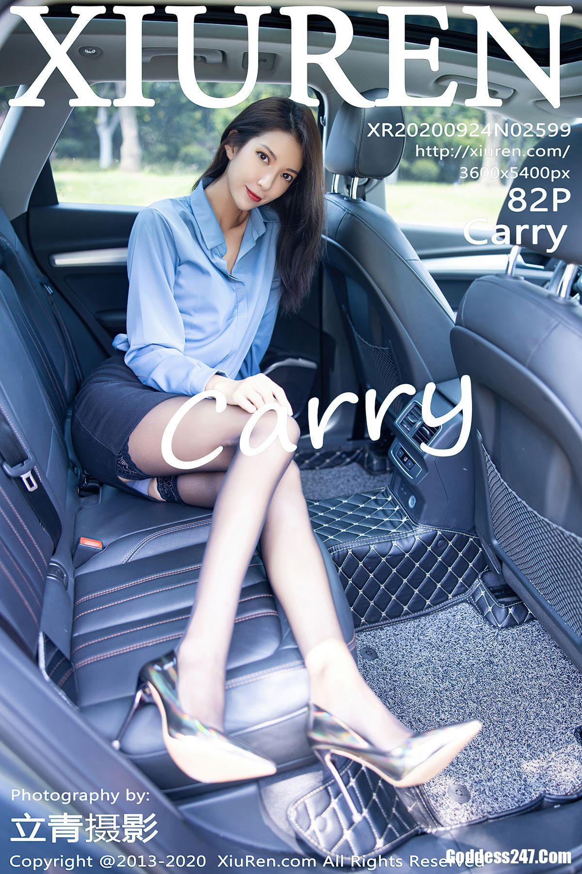 XiuRen秀人网 Vol.2599 Carry