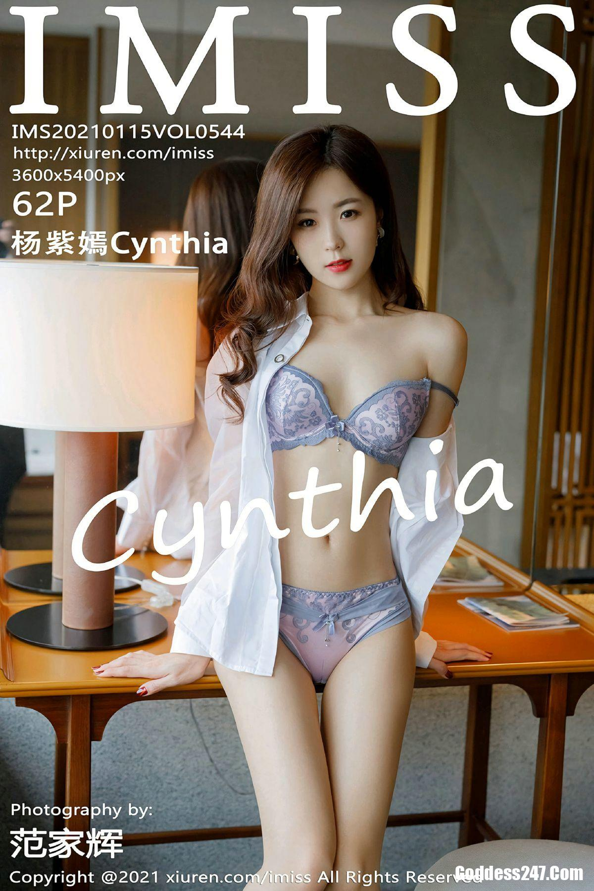 IMiss爱蜜社 Vol.544 杨紫嫣Cynthia