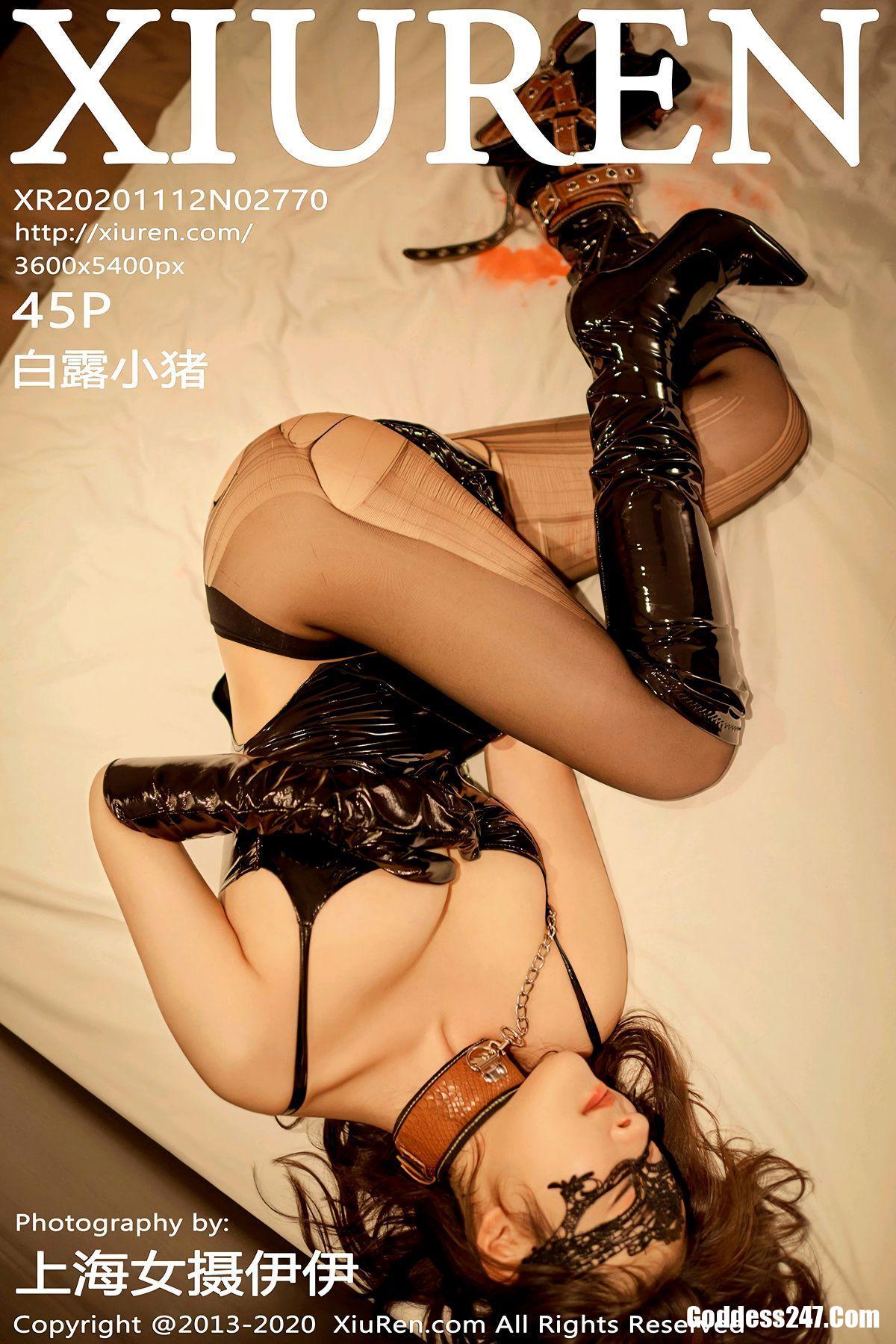 XiuRen秀人网 No.2770 白露小猪