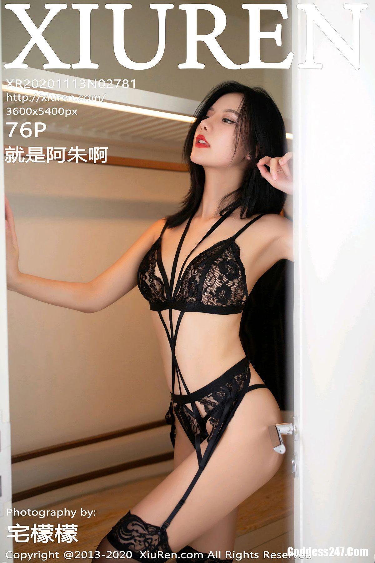XiuRen秀人网 No.2781 就是阿朱啊