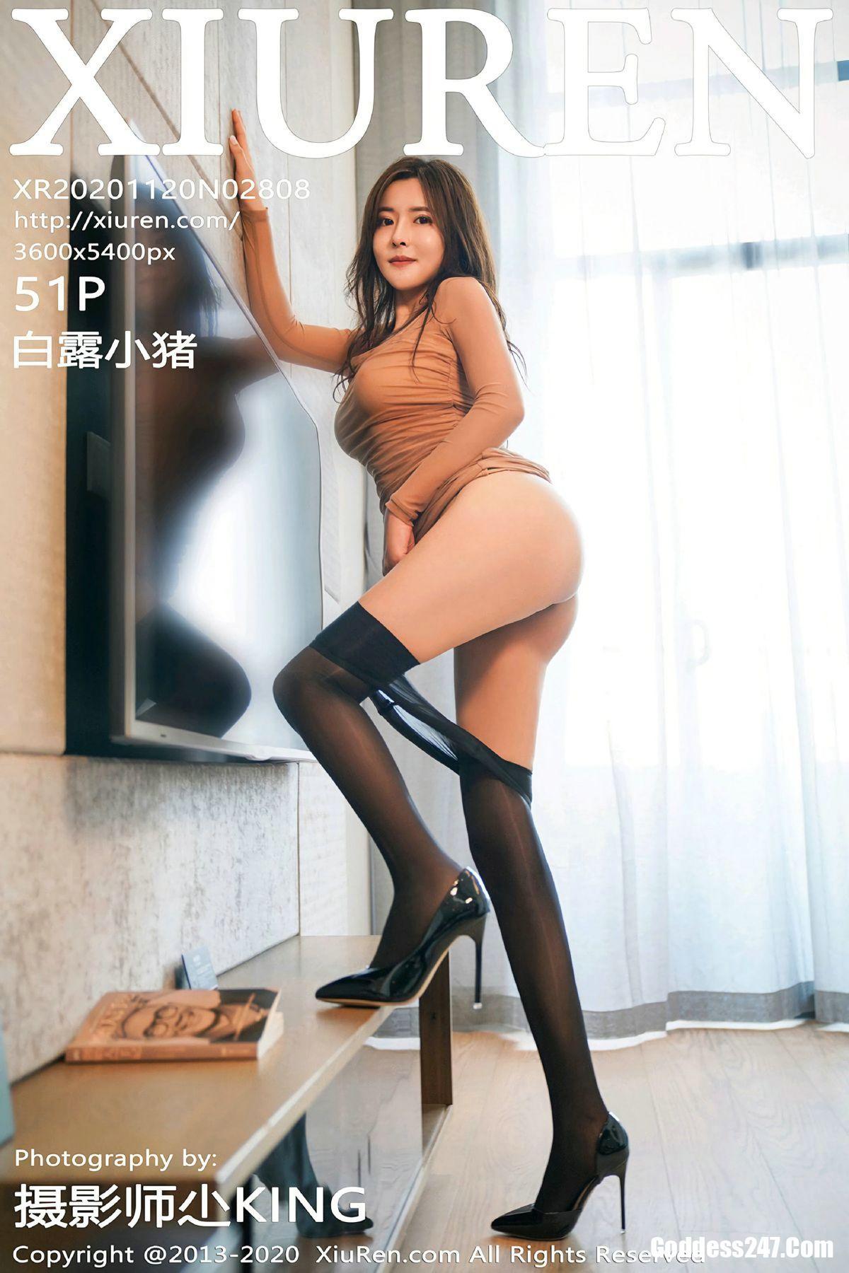 XiuRen秀人网 No.2808 白露小猪
