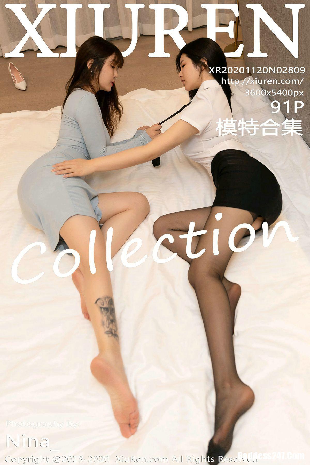 XiuRen秀人网 No.2809 模特合集