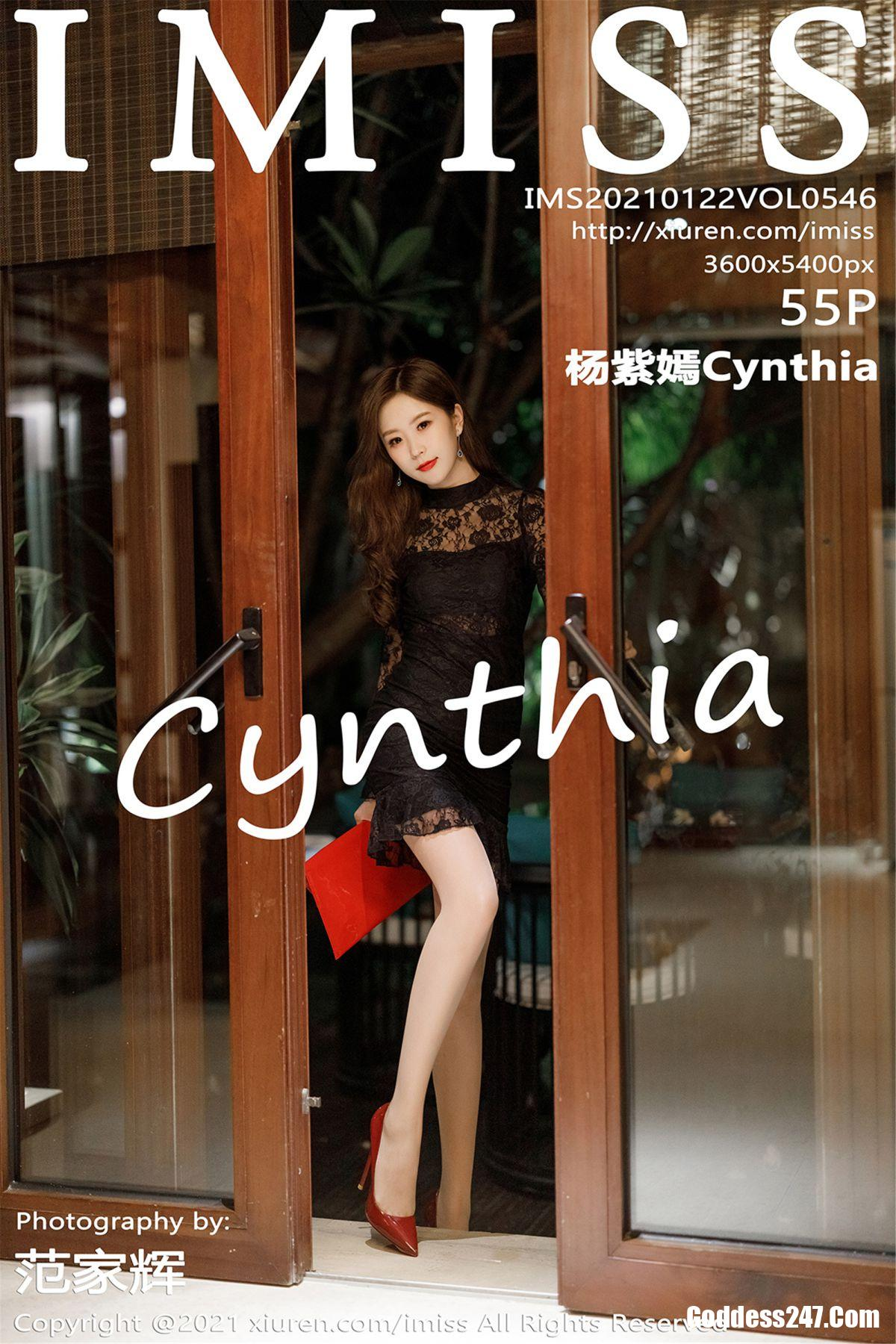 IMiss爱蜜社 Vol.546 杨紫嫣Cynthia