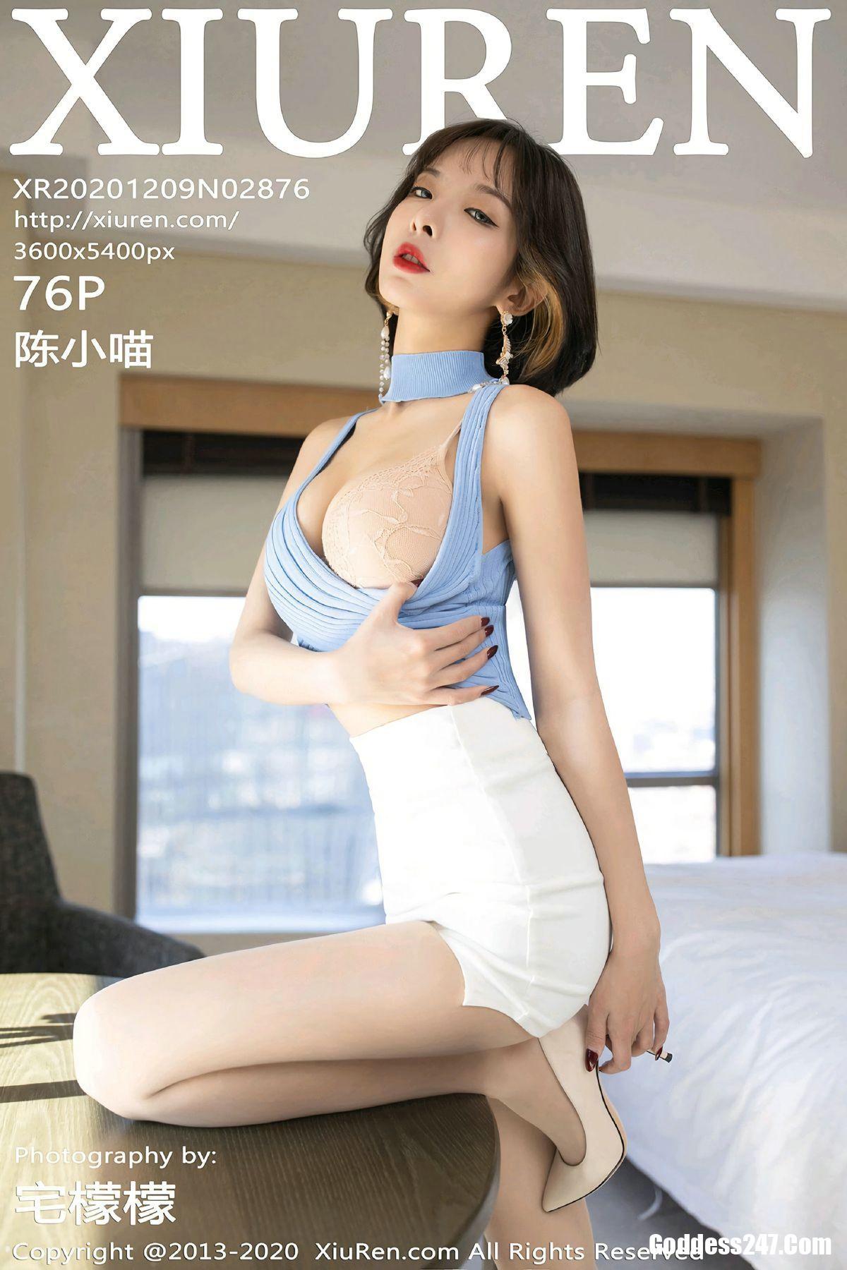 XiuRen秀人网 No.2876 陈小喵