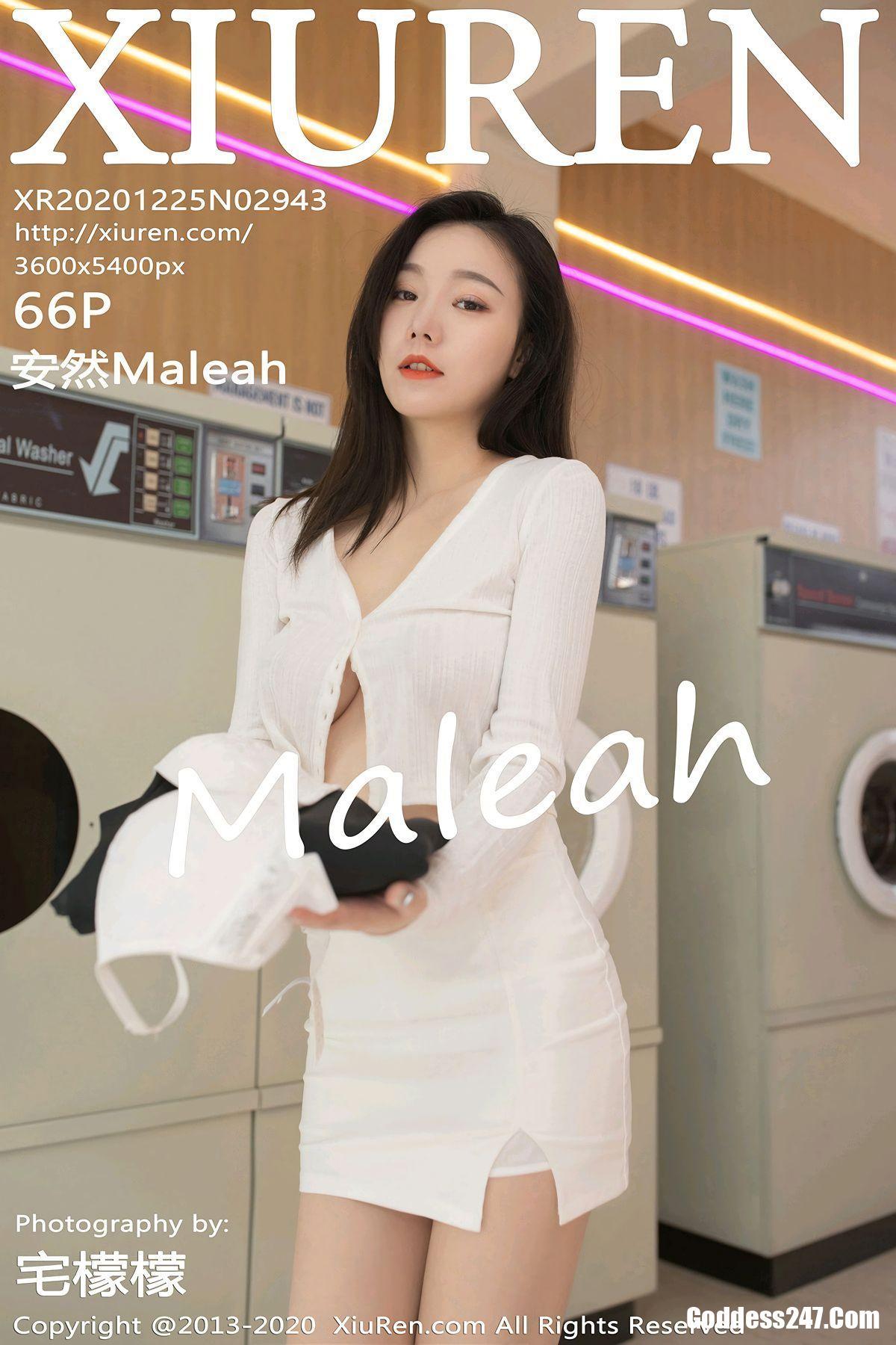 XiuRen秀人网 No.2943 安然Maleah