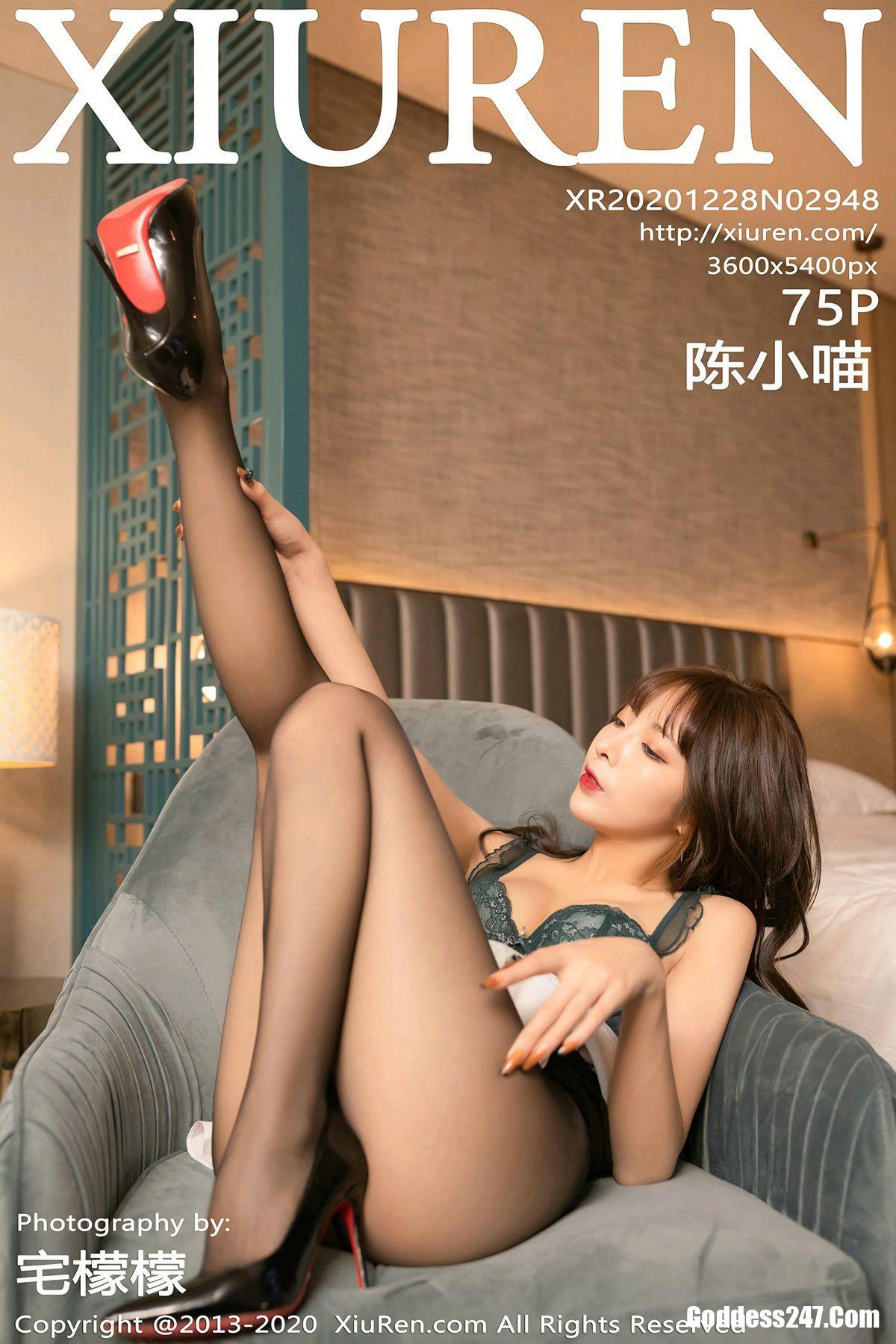 XiuRen秀人网 No.2948 陈小喵