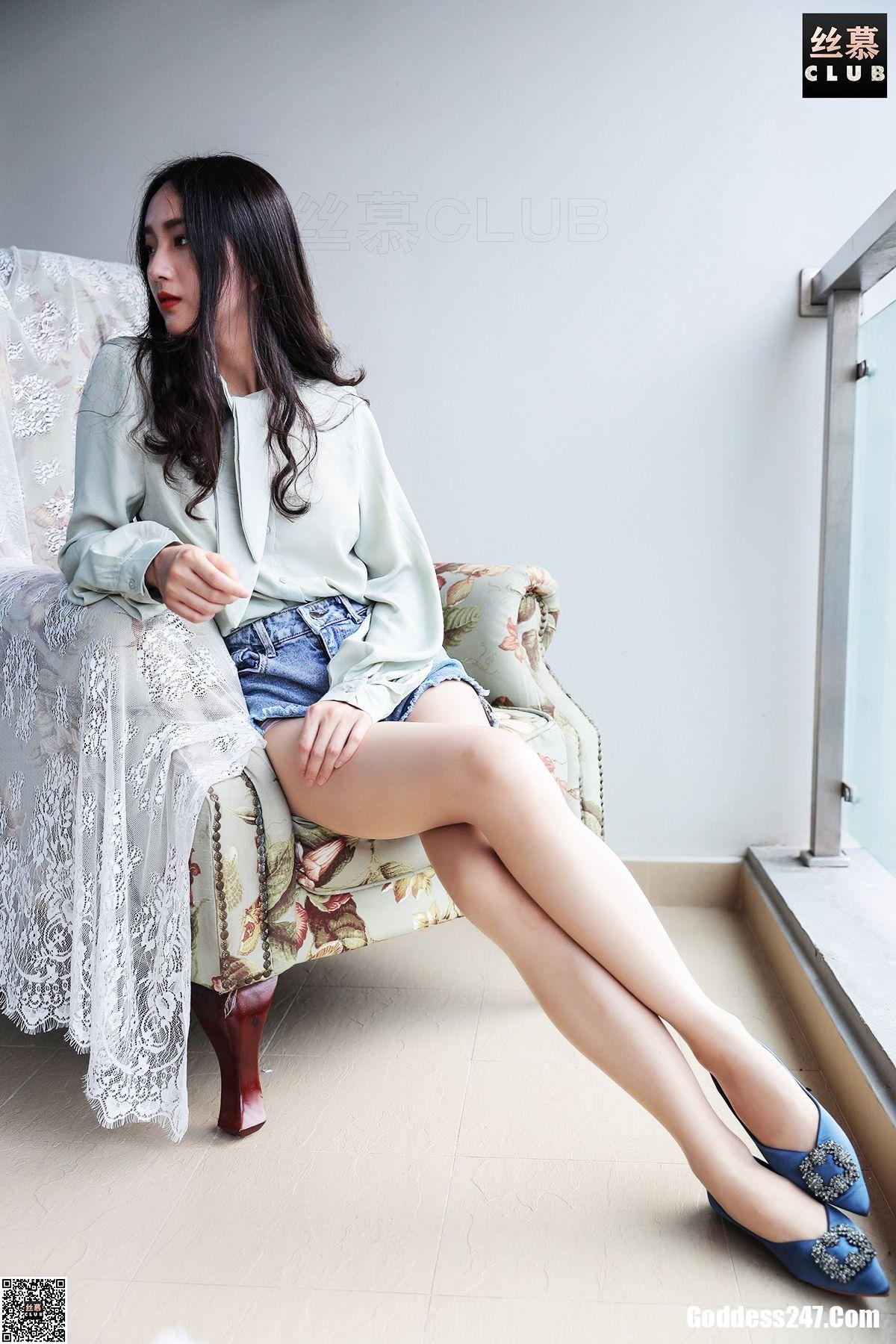 丝慕写真 SM058 佳佳