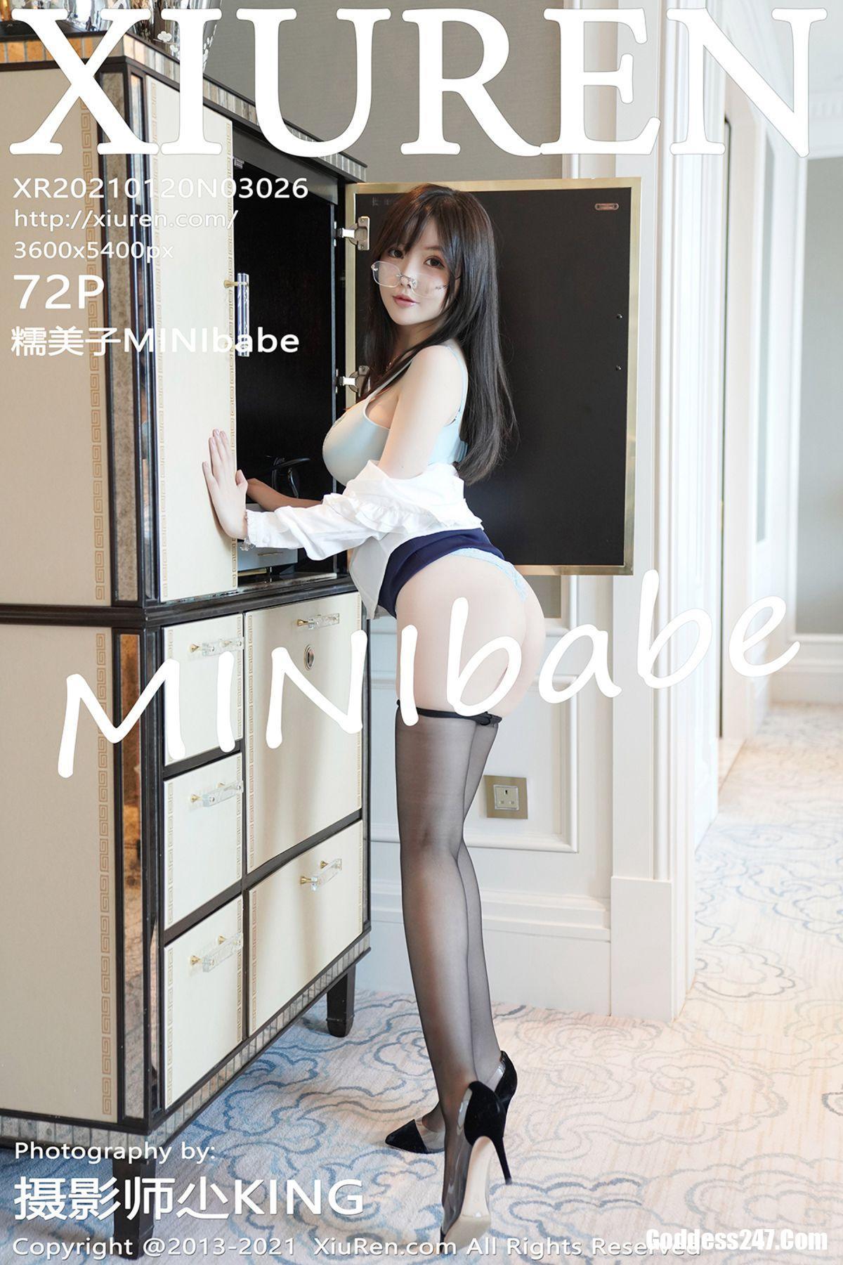 XiuRen秀人网 No.3026 糯美子Mini