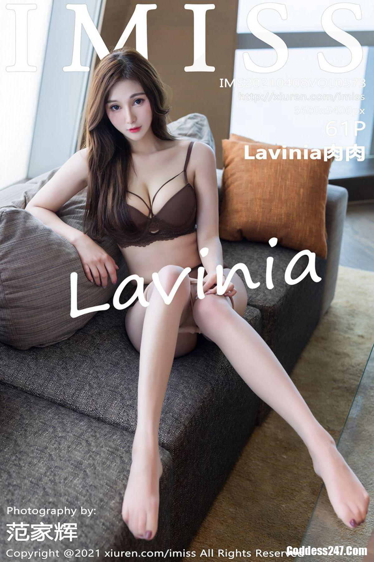 IMiss爱蜜社 Vol.573 Lavinia肉肉