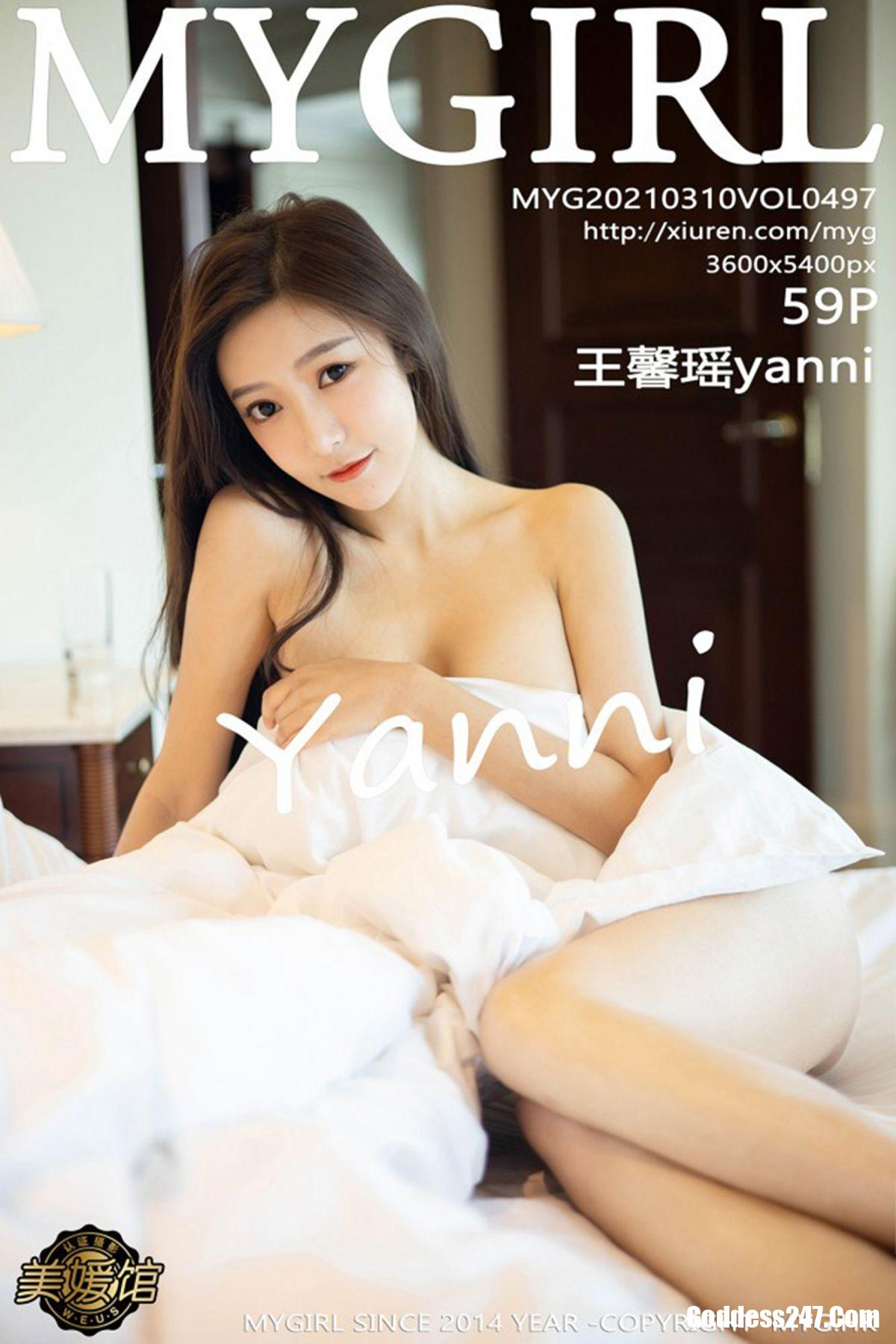 MyGirl美媛馆 Vol.497 王馨瑶yanni