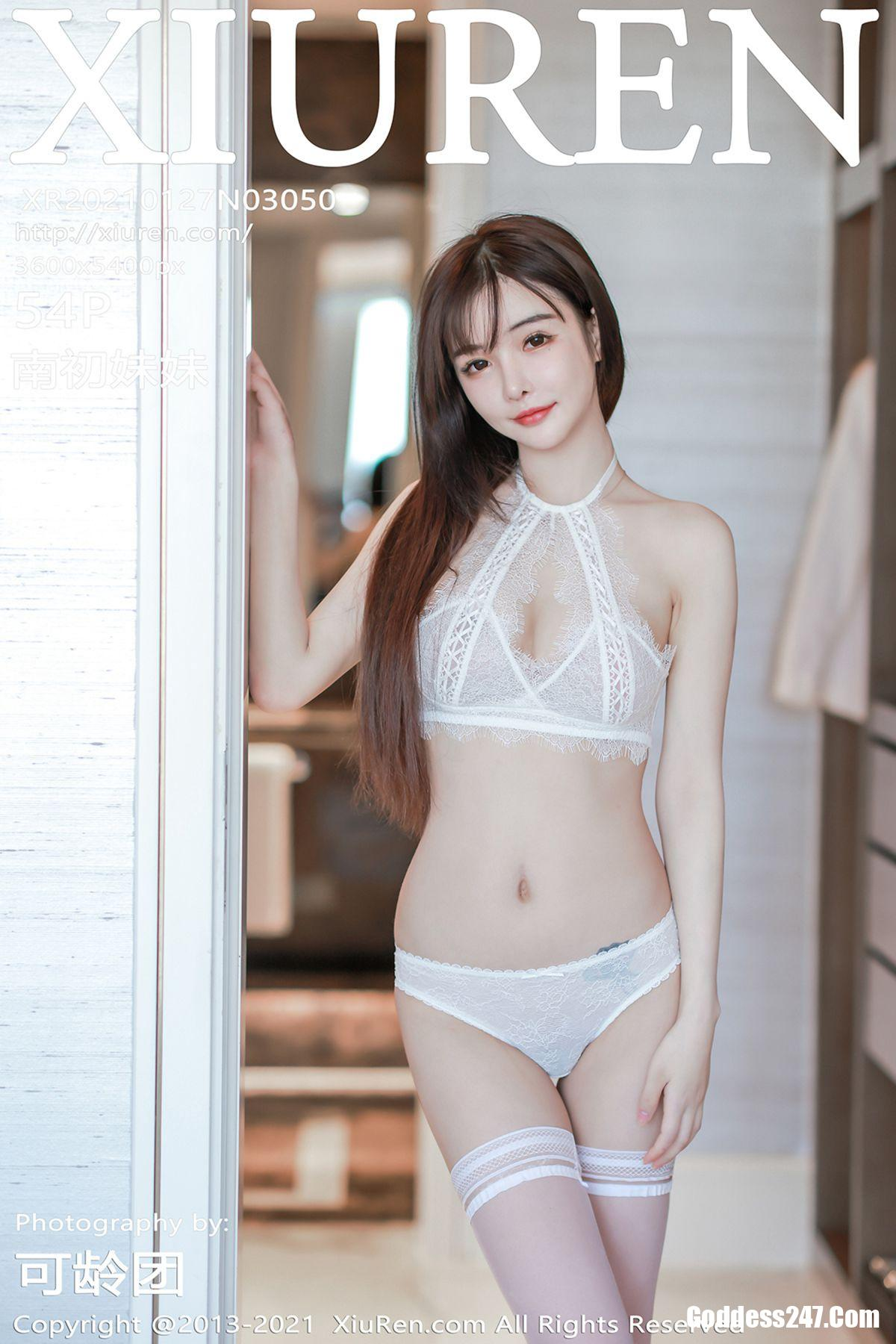 XiuRen秀人网 No.3050 南初妹妹