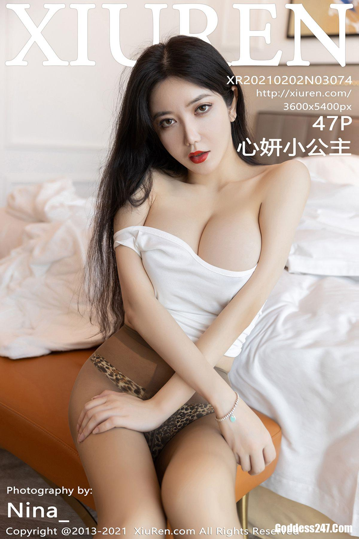 XiuRen秀人网 No.3074 心妍小公主
