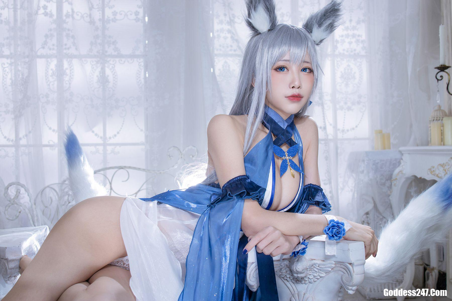 水淼Aqua, 信浓, Shui Miao Aqua, Coser@水淼Aqua Vol.074 信浓