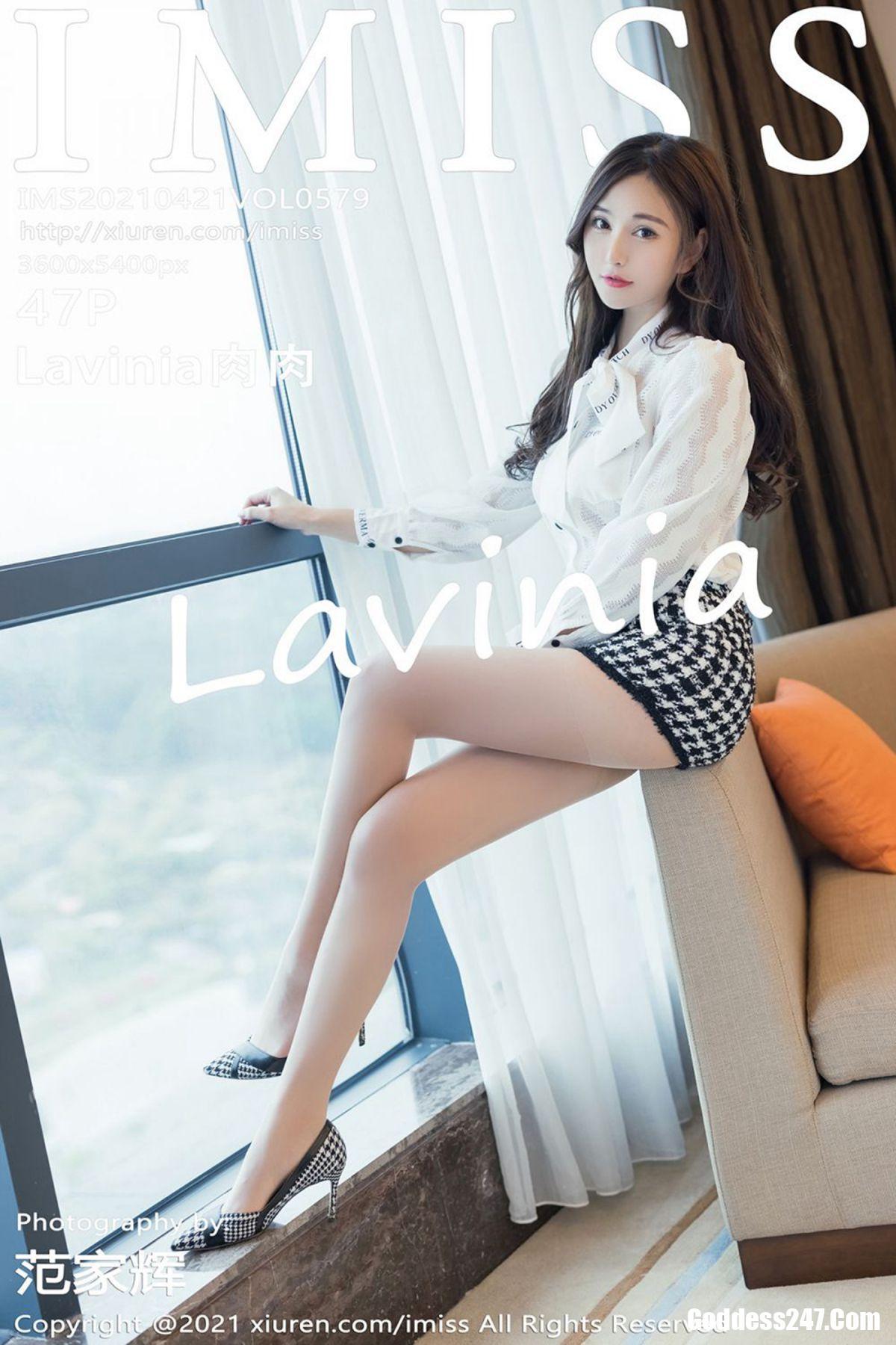 IMiss爱蜜社 Vol.579 Lavinia肉肉