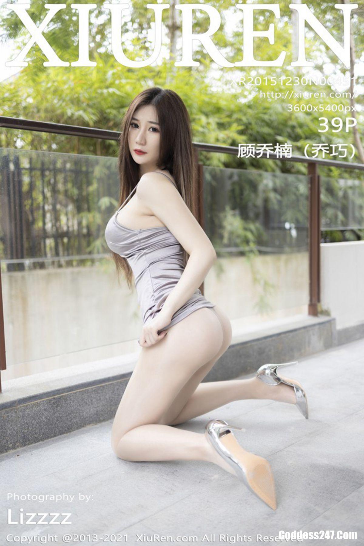 XiuRen秀人网 No.3107 顾乔楠