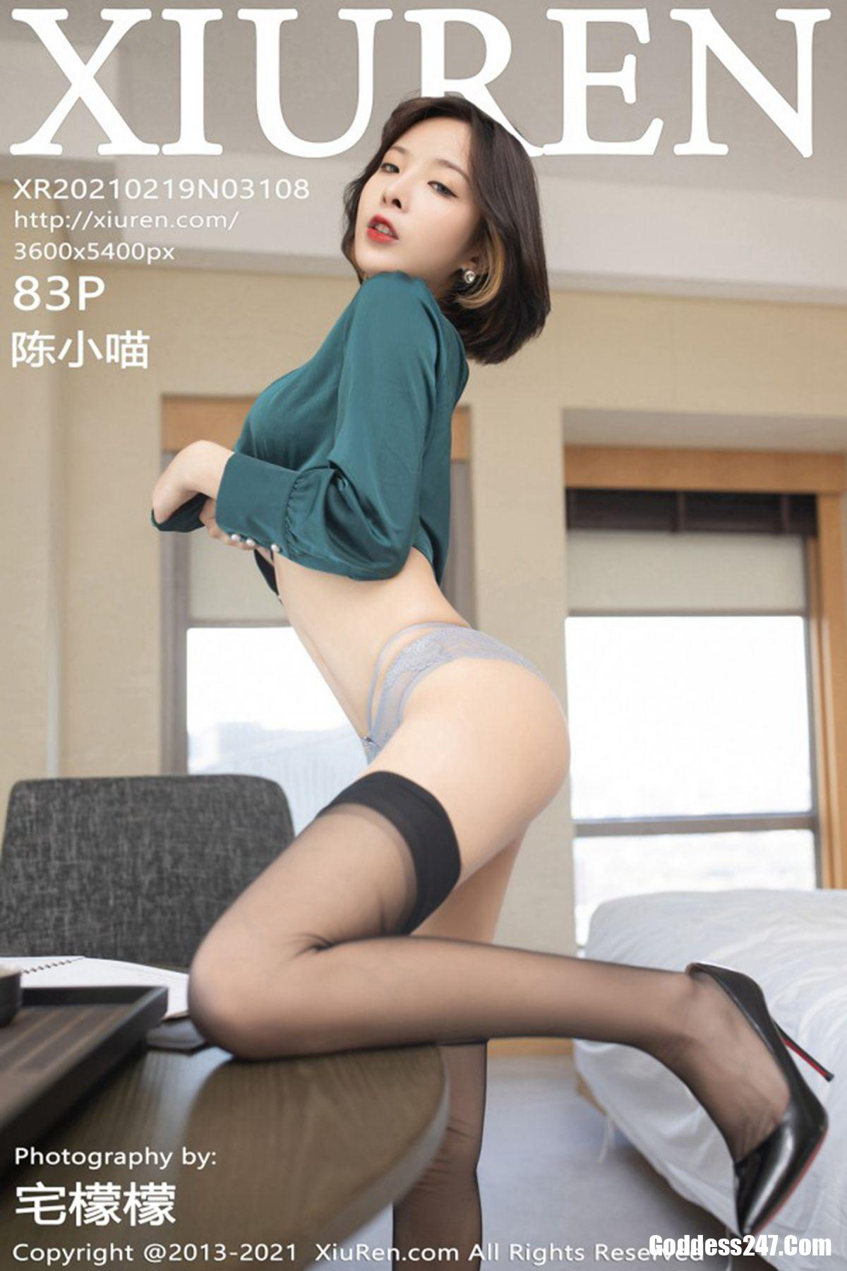 XiuRen秀人网 No.3108 陈小喵