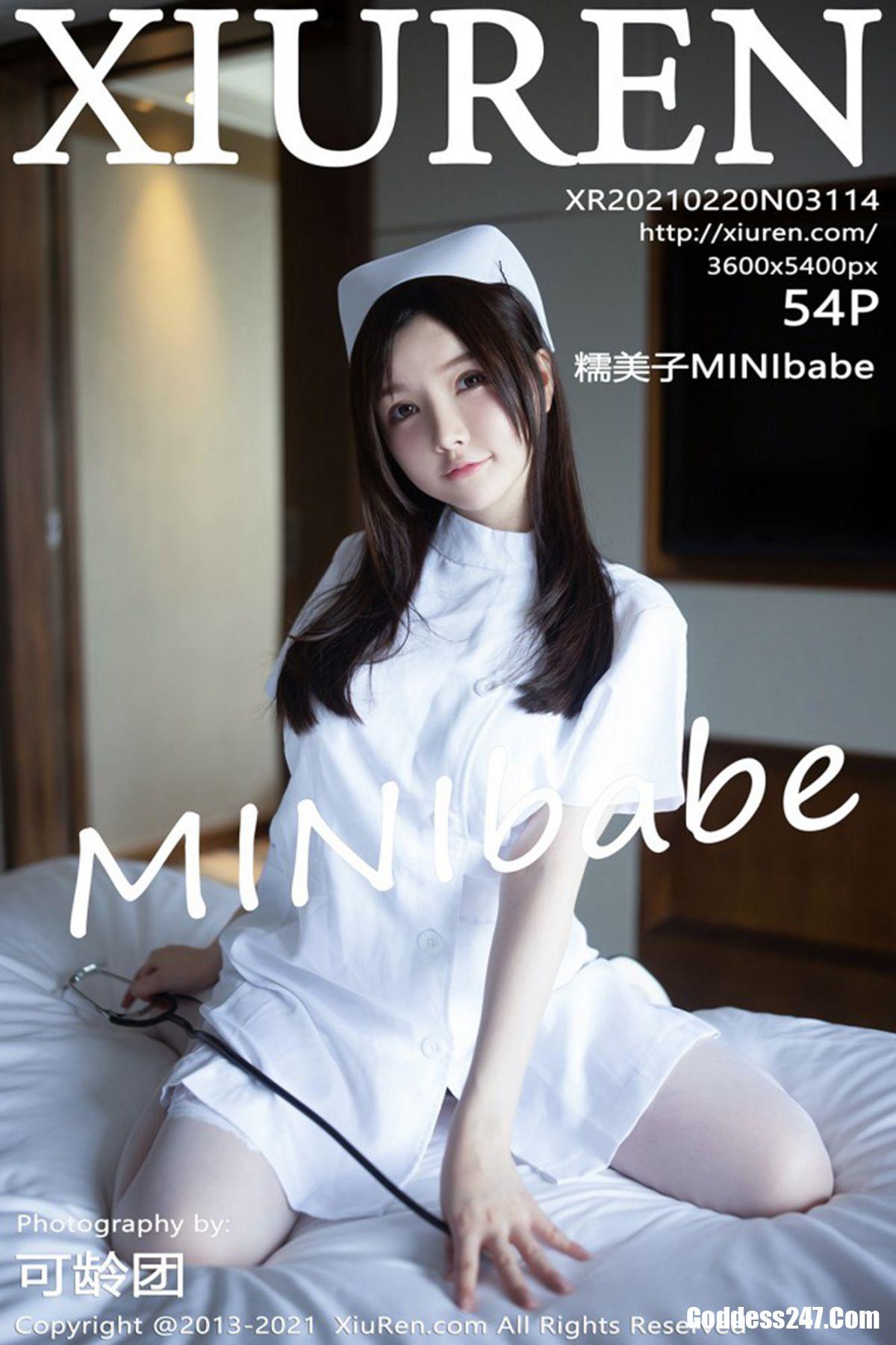 XiuRen秀人网 No.3114 糯美子Mini